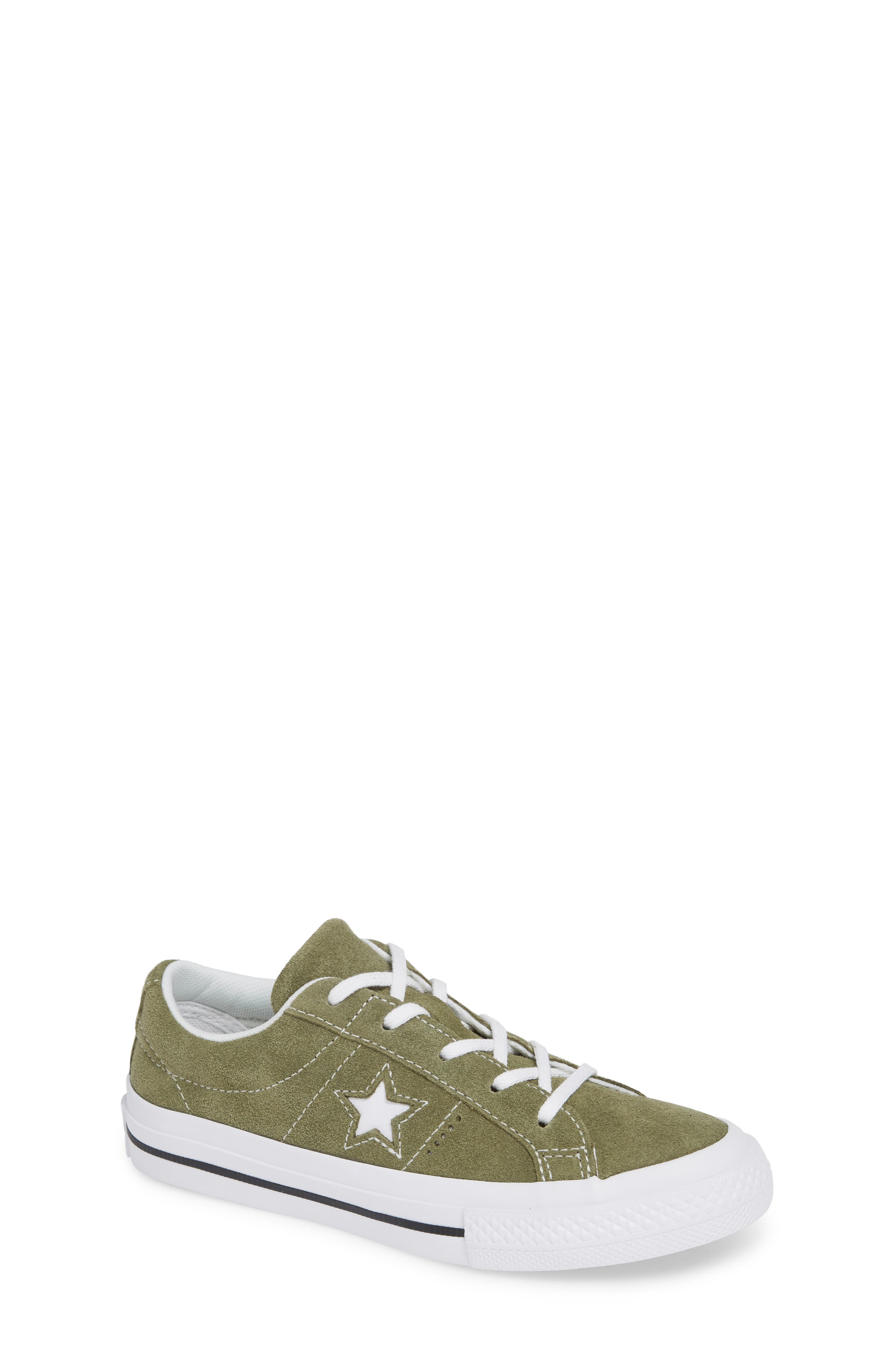 One Star Vintage Suede Low Top Sneaker,                         Main,                         color, 322