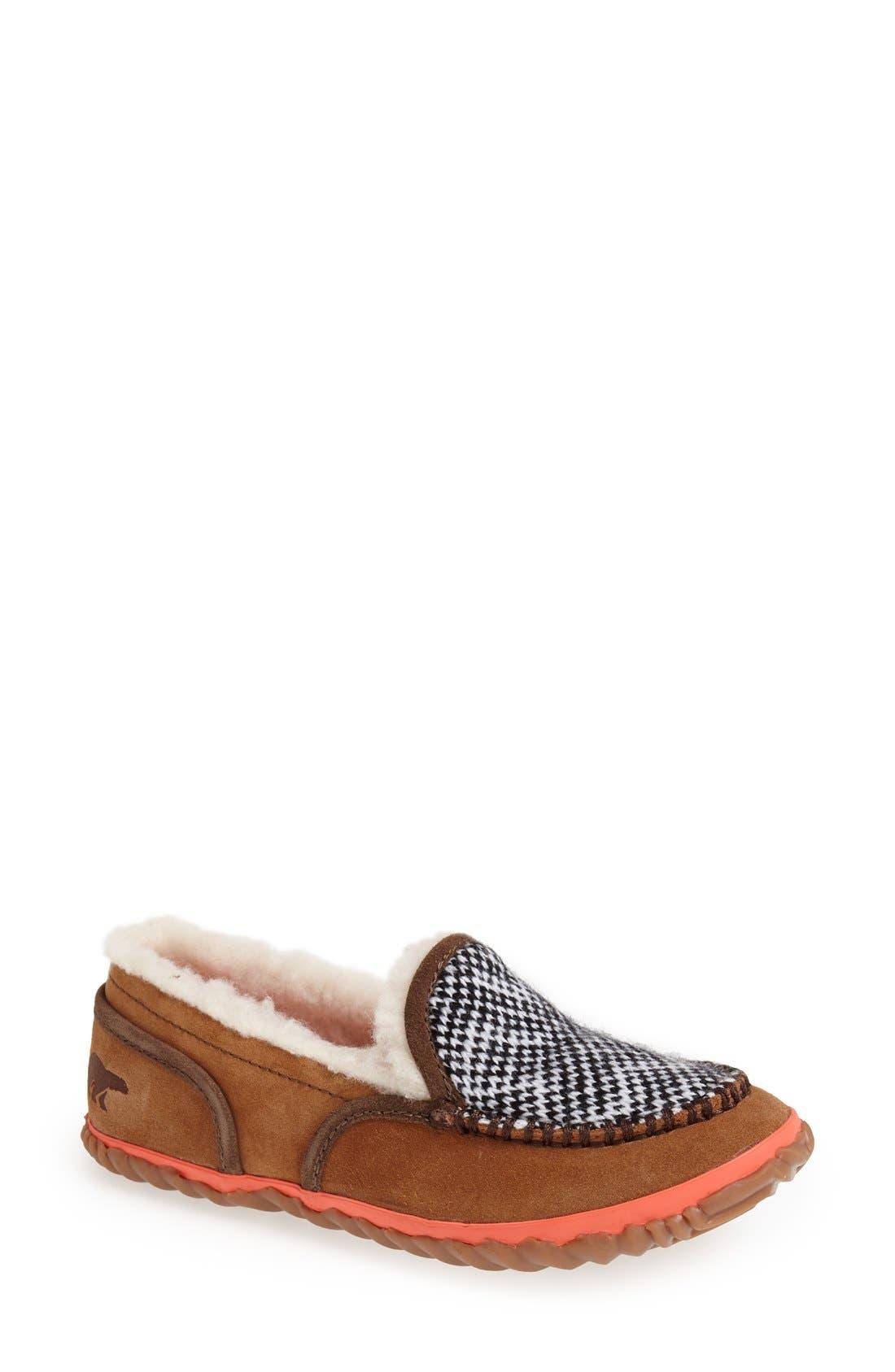 SOREL 'Tremblant Blanket' Slipper, Main, color, 240