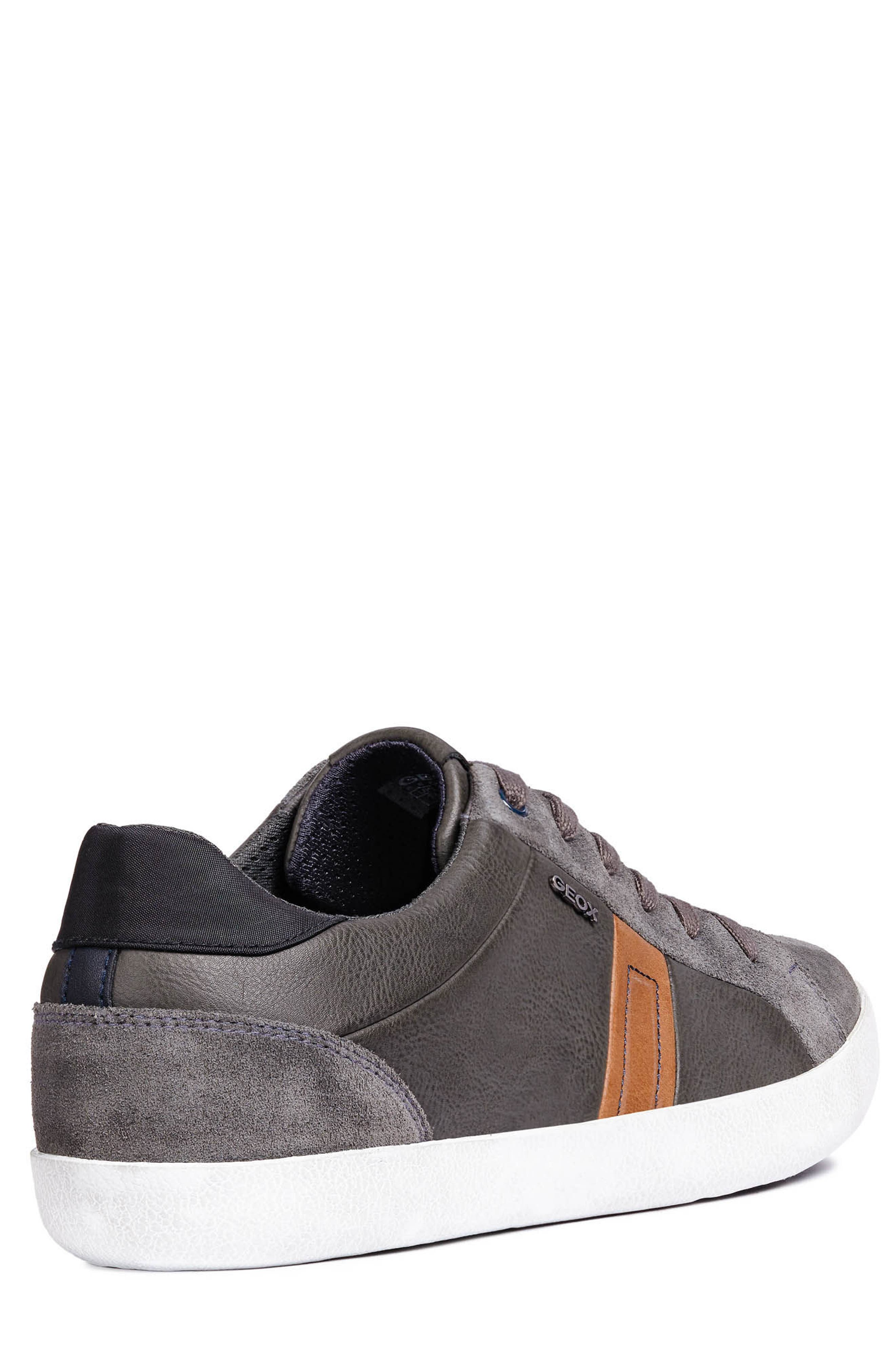 Box 40 Low Top Sneaker,                             Alternate thumbnail 2, color,                             ANTHRACITE LEATHER
