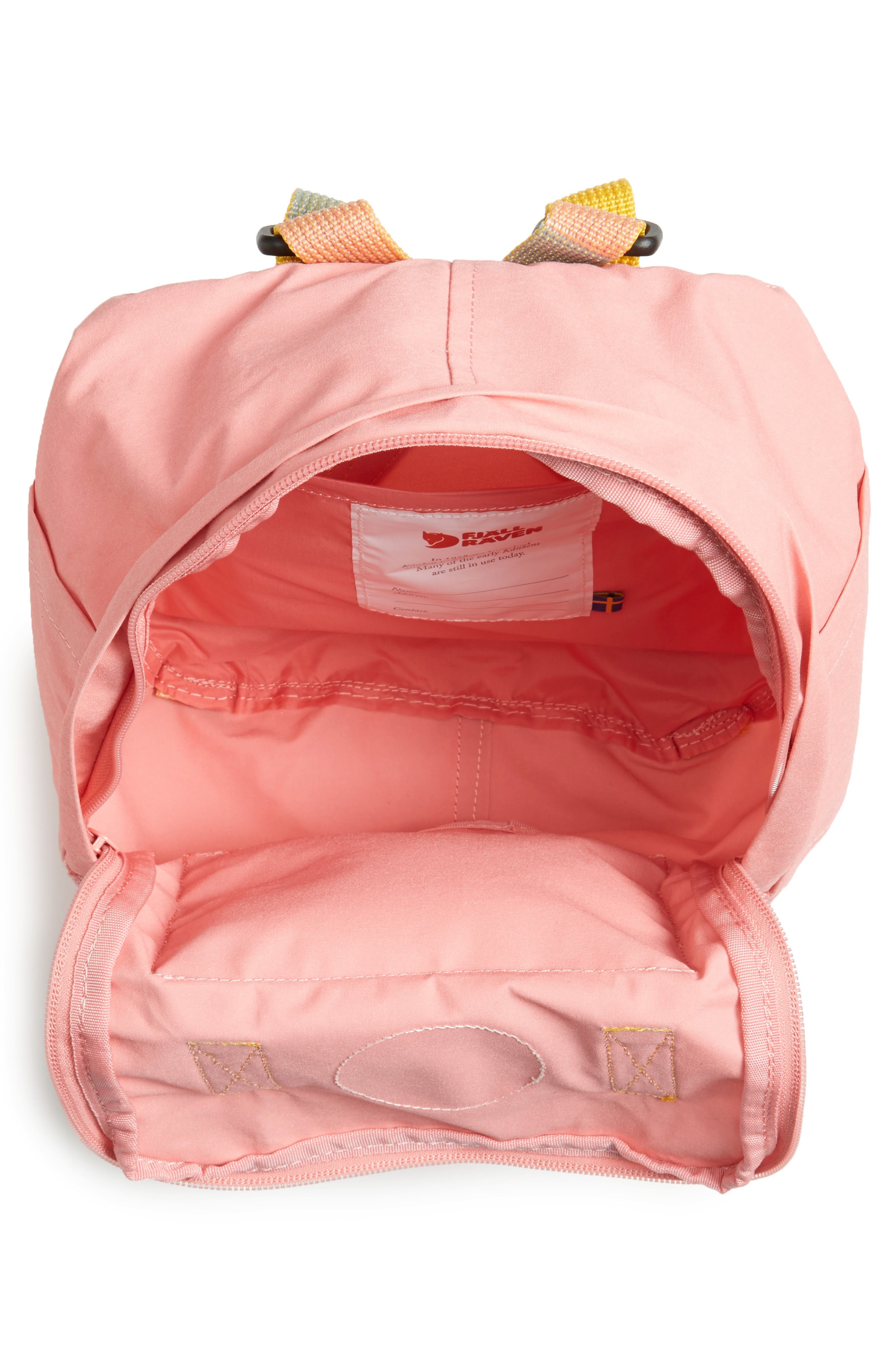 Mini Kånken Backpack,                             Alternate thumbnail 4, color,                             699