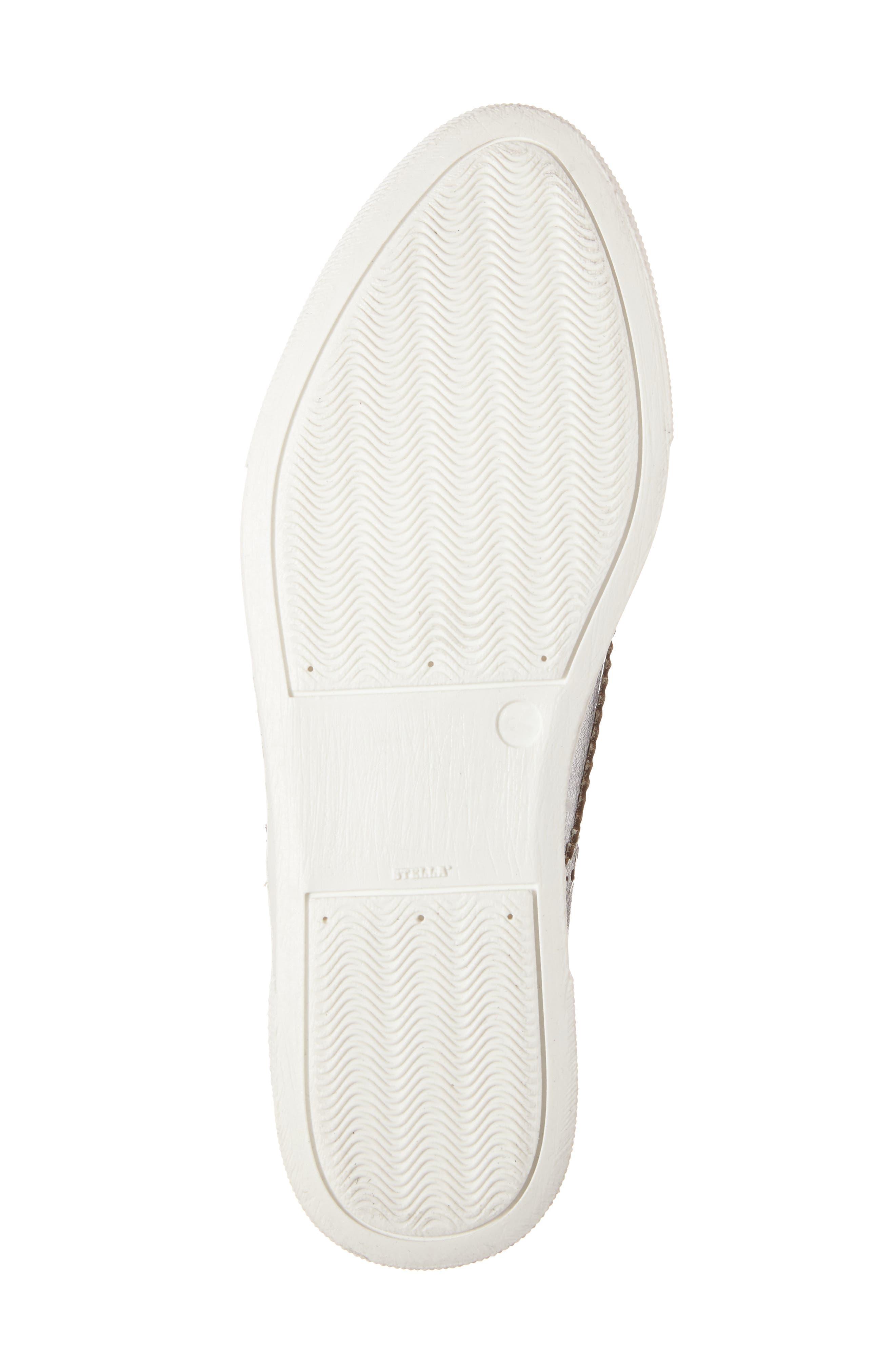 Kimmie Perforated Platform Sneaker,                             Alternate thumbnail 14, color,