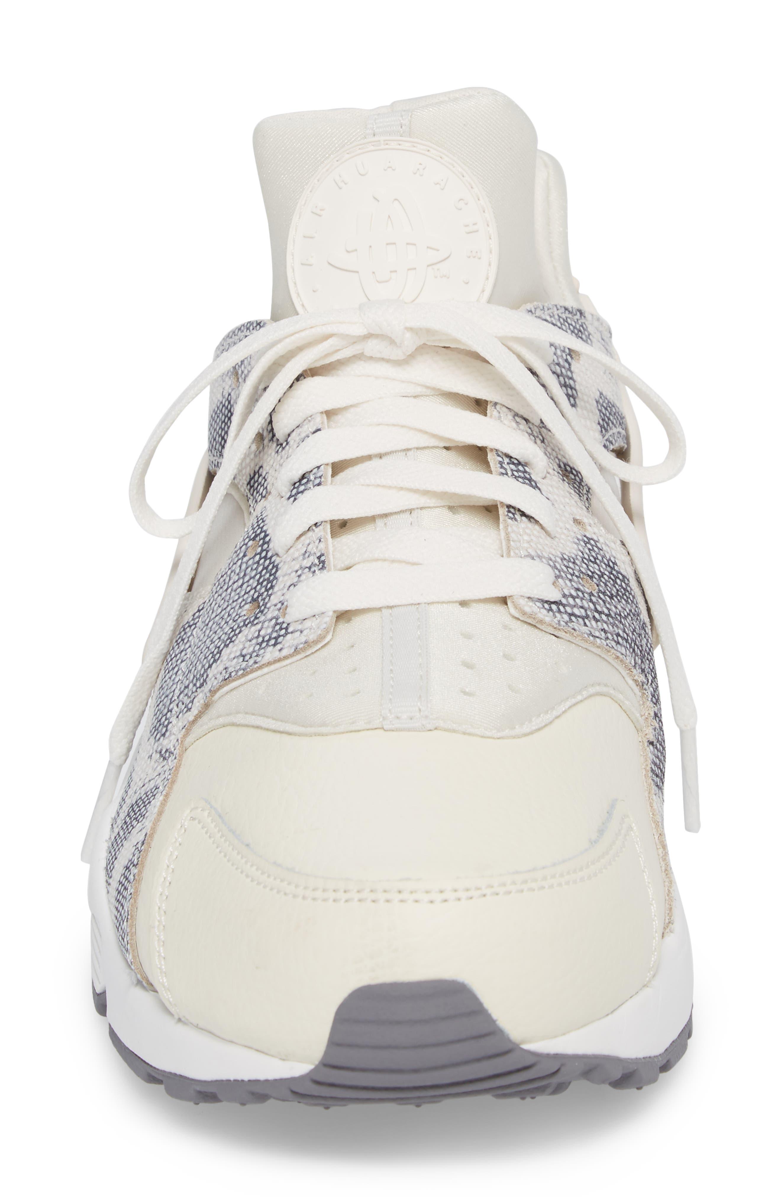 'Air Huarache' Sneaker,                             Alternate thumbnail 4, color,                             255