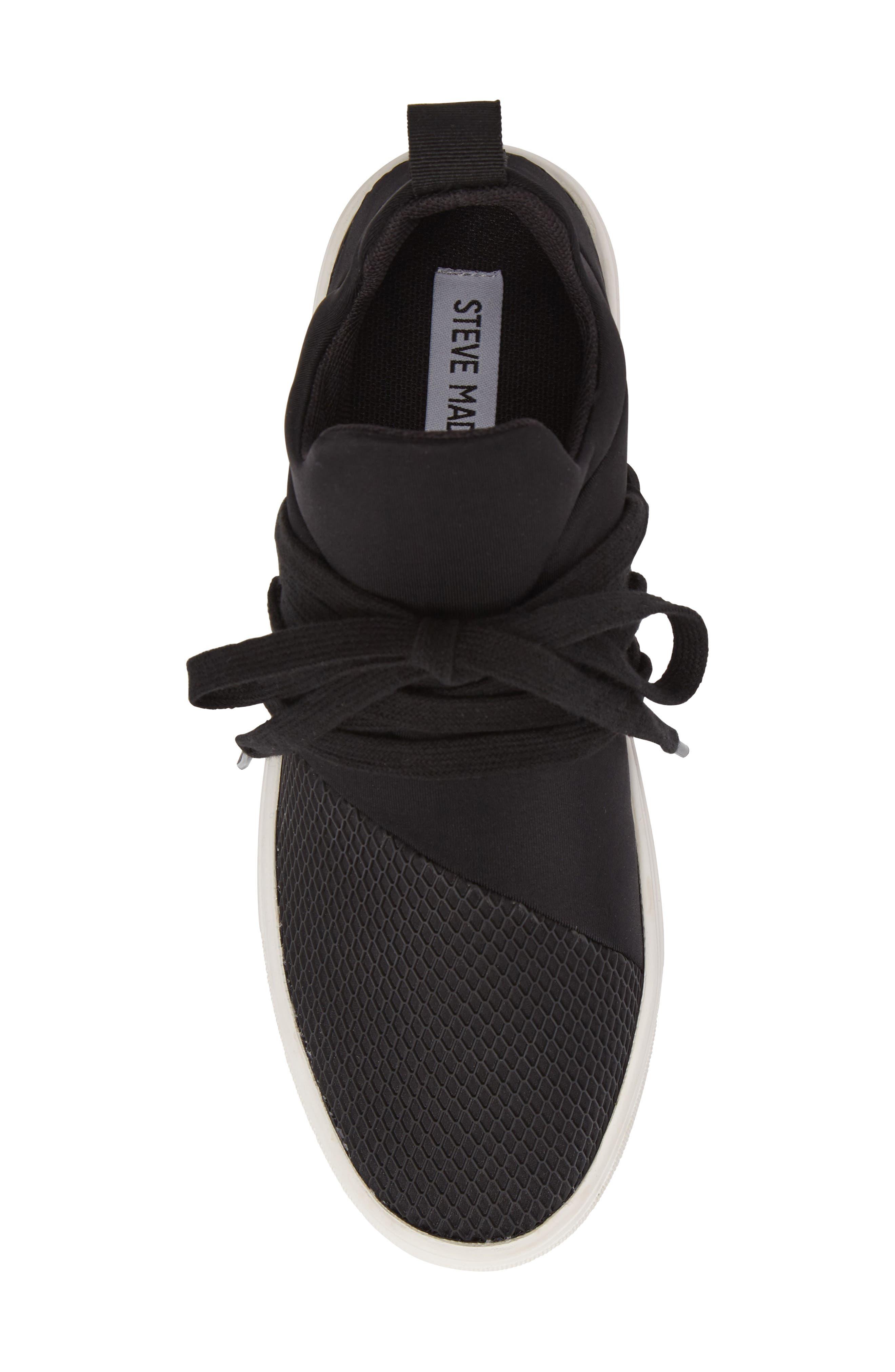 Lancer Sneaker,                             Alternate thumbnail 5, color,                             BLACK