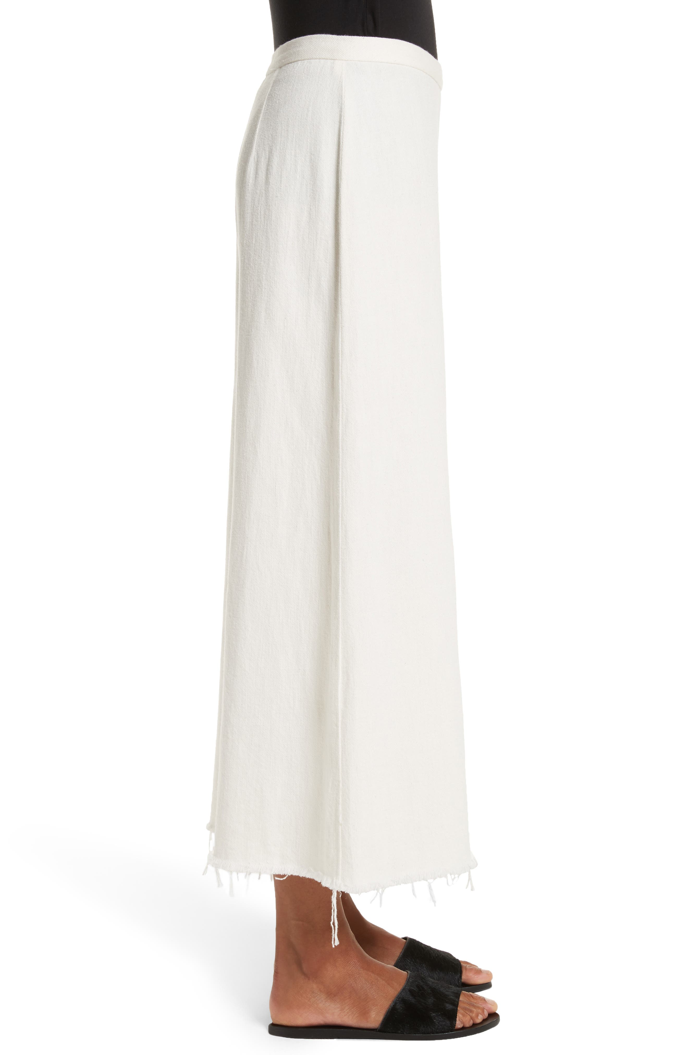 Alder Wide Leg Pants,                             Alternate thumbnail 3, color,                             900