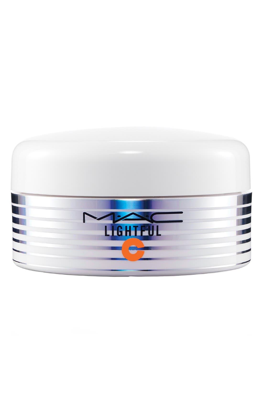 MAC Lightful C Marine-Bright Formula Moisture Cream,                             Main thumbnail 1, color,                             000