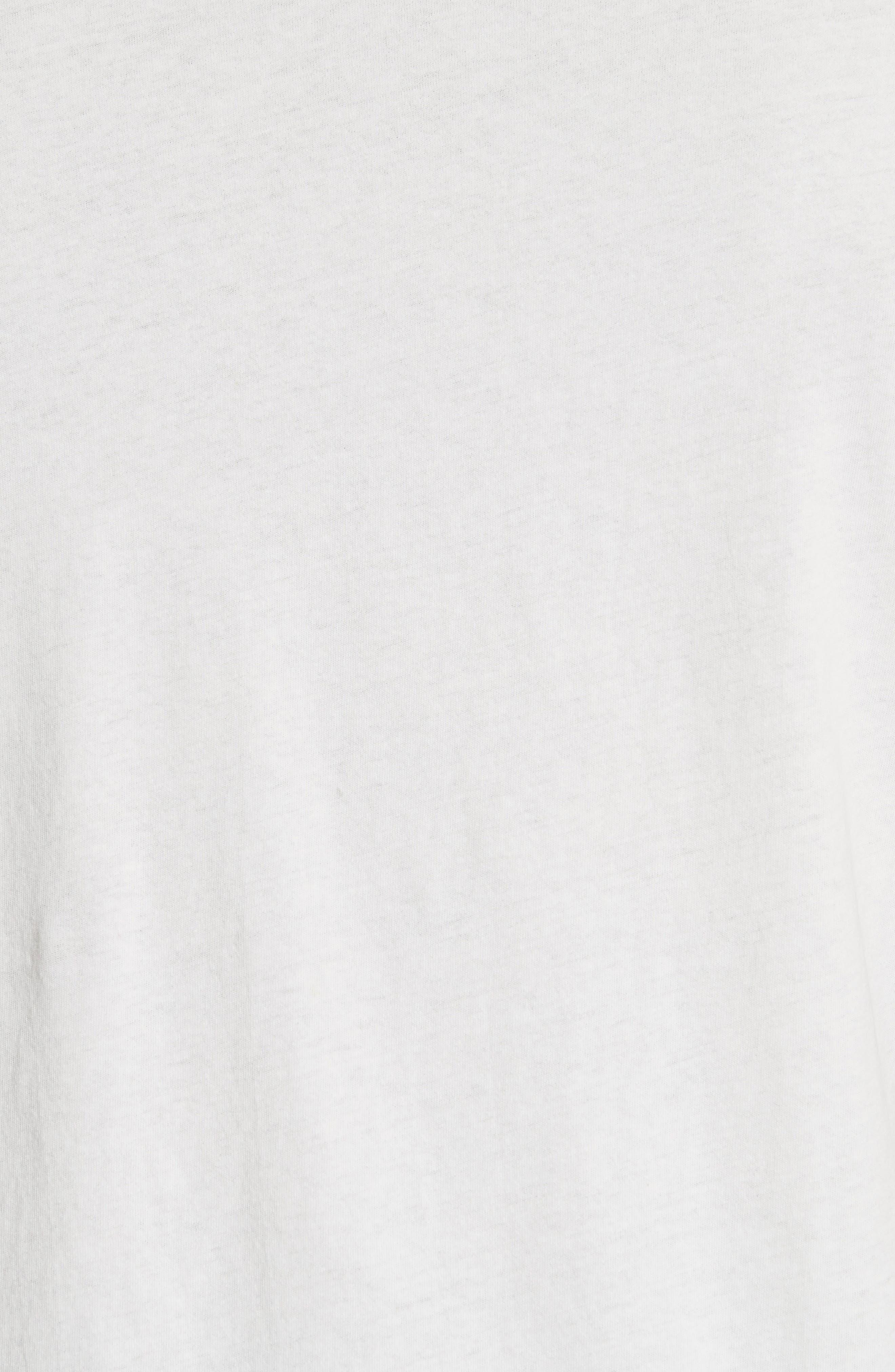 Pist Sext Lols Graphic T-Shirt,                             Alternate thumbnail 5, color,                             100