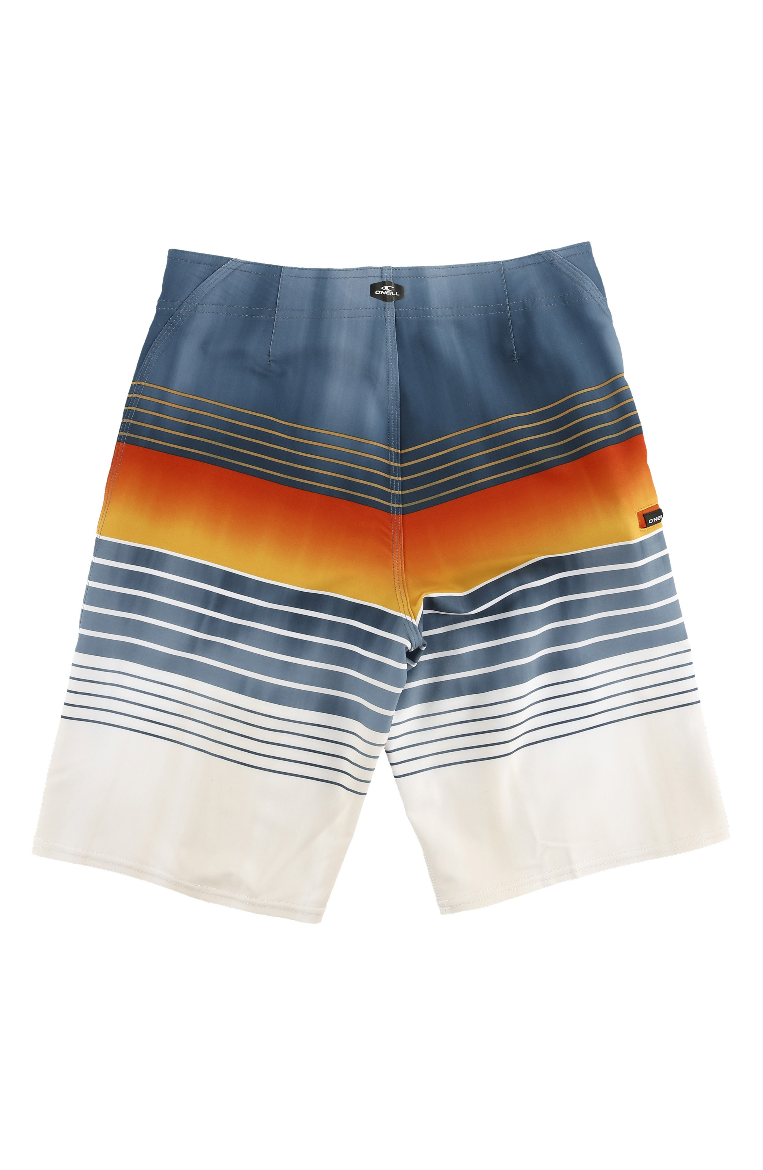 Hyperfreak Heist Board Shorts,                             Alternate thumbnail 2, color,                             DUST BLUE