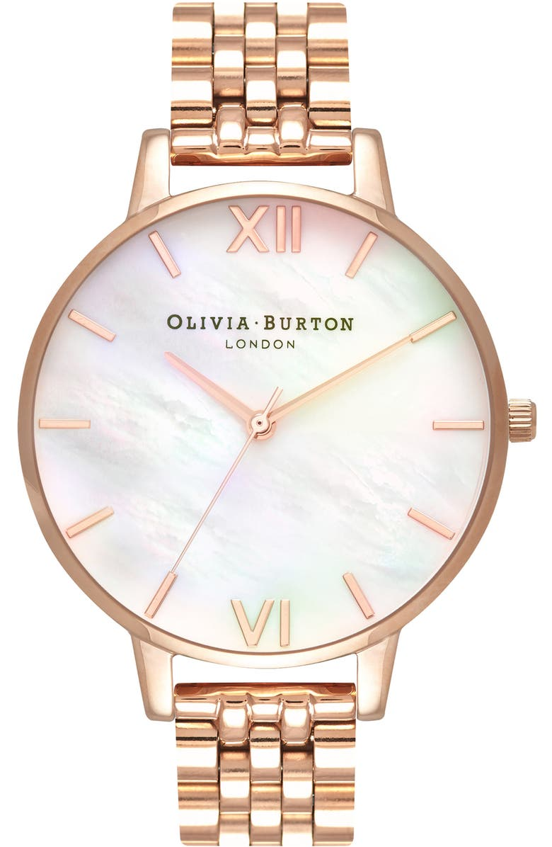 Olivia Burton Bracelet Watch, 38mm | Nordstrom