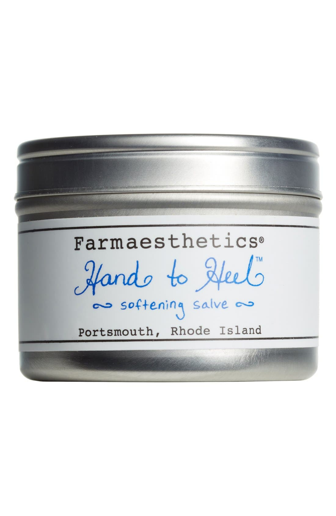 Hand to Heel Softening Salve,                             Main thumbnail 1, color,                             NO COLOR
