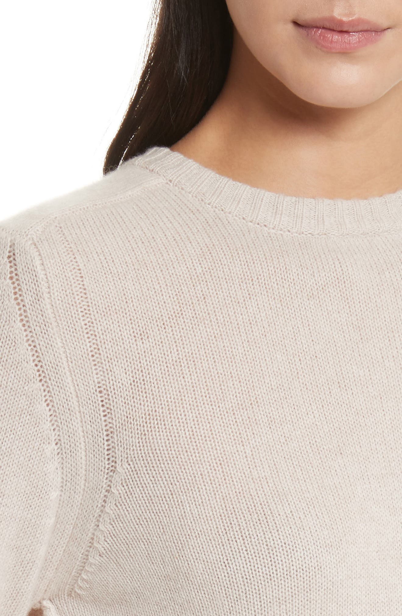 Keller Layered Sweater,                             Alternate thumbnail 4, color,                             012