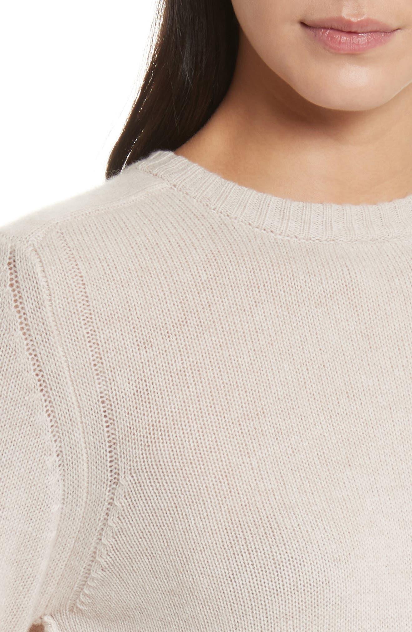 Keller Layered Sweater,                             Alternate thumbnail 7, color,