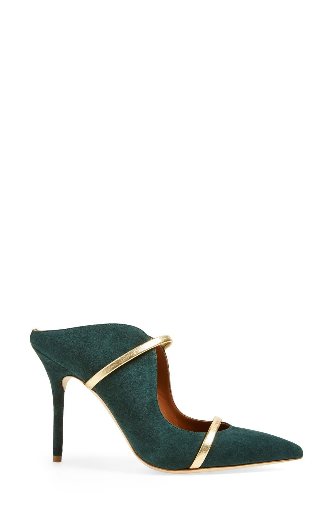 'Maureen' Pointy Toe Mule,                             Alternate thumbnail 17, color,