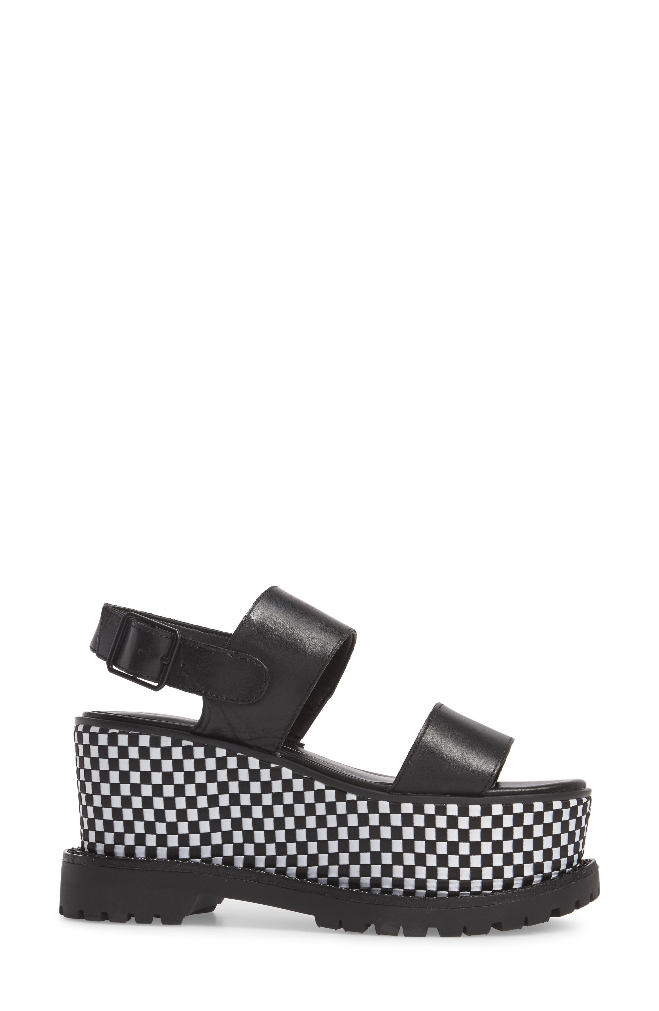 Cady Platform Sandal,                             Alternate thumbnail 5, color,