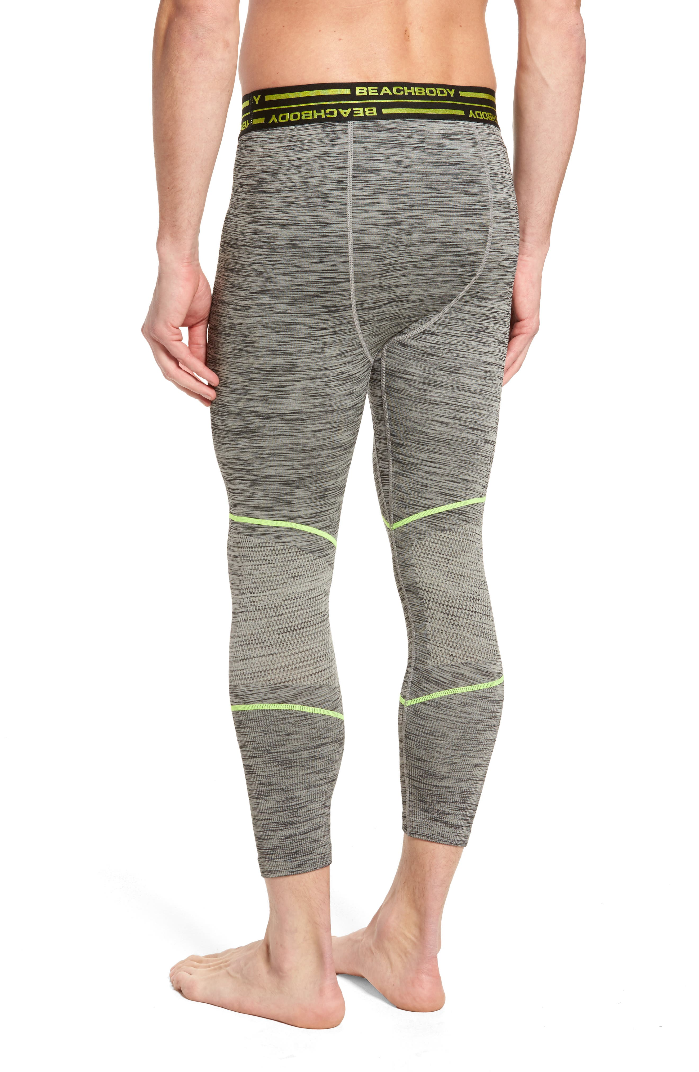 Energy Cropped Tights,                             Alternate thumbnail 2, color,