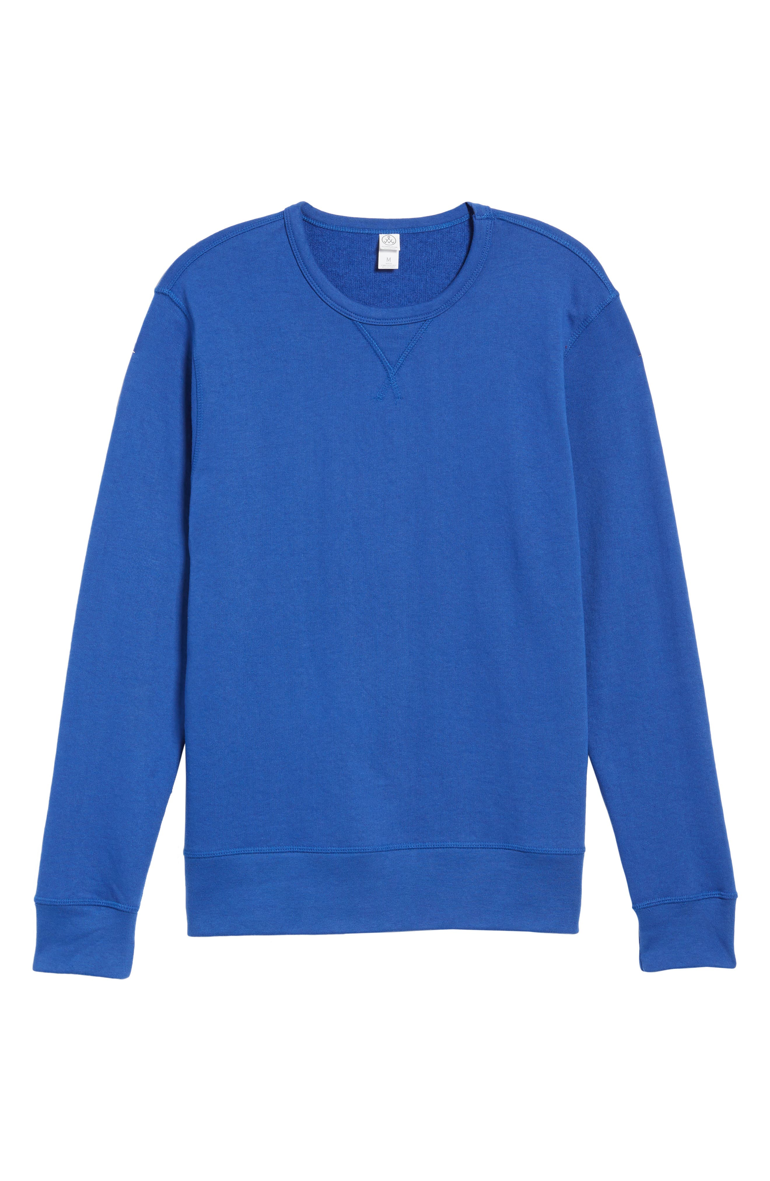 B-Side Reversible Crewneck Sweatshirt,                             Alternate thumbnail 41, color,
