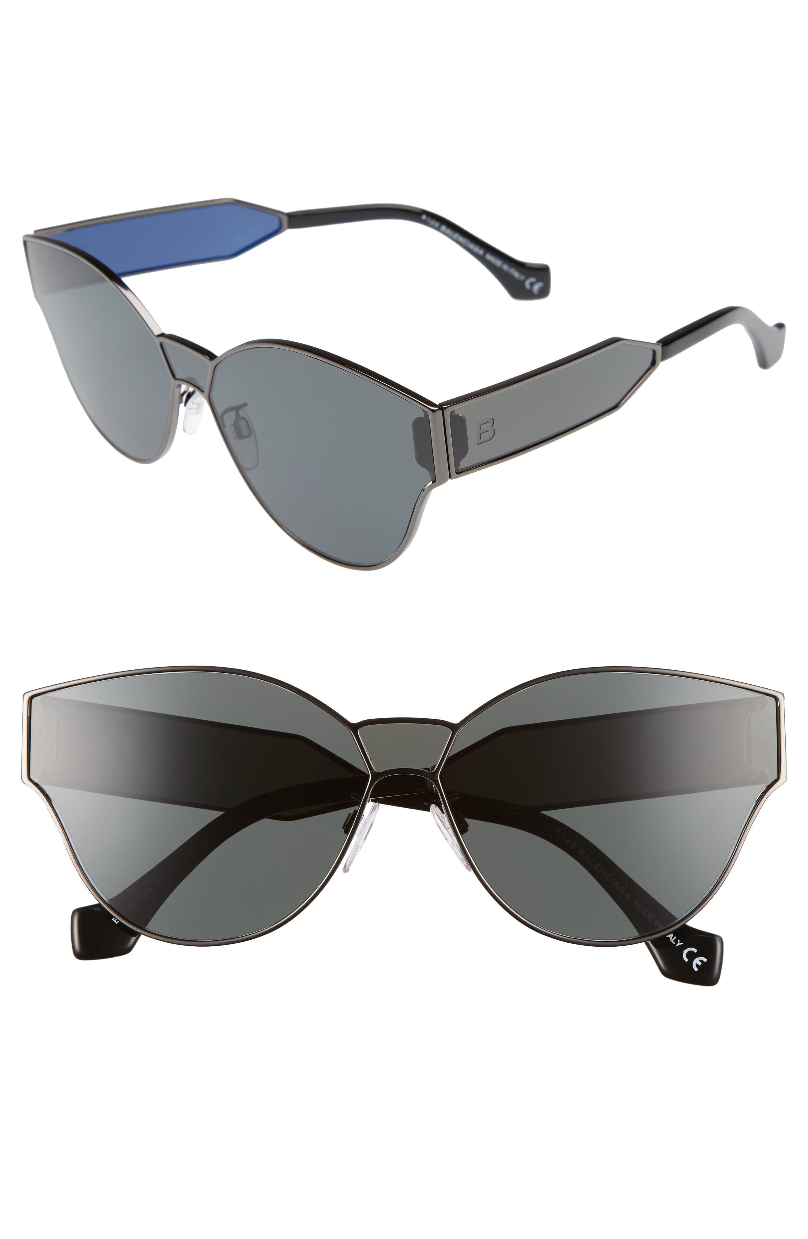 65mm Sunglasses,                             Alternate thumbnail 2, color,                             040