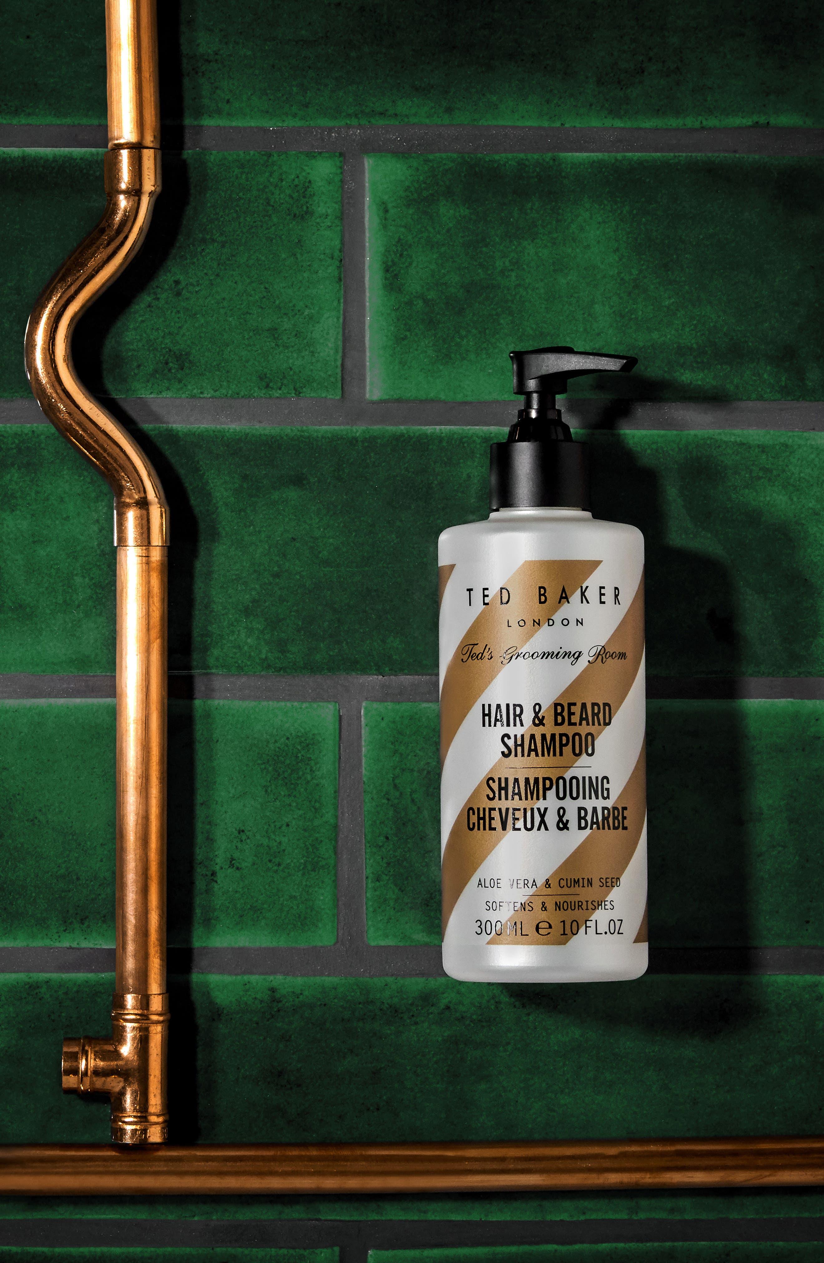 Ted's Grooming Room Hair & Beard Shampoo,                             Alternate thumbnail 3, color,