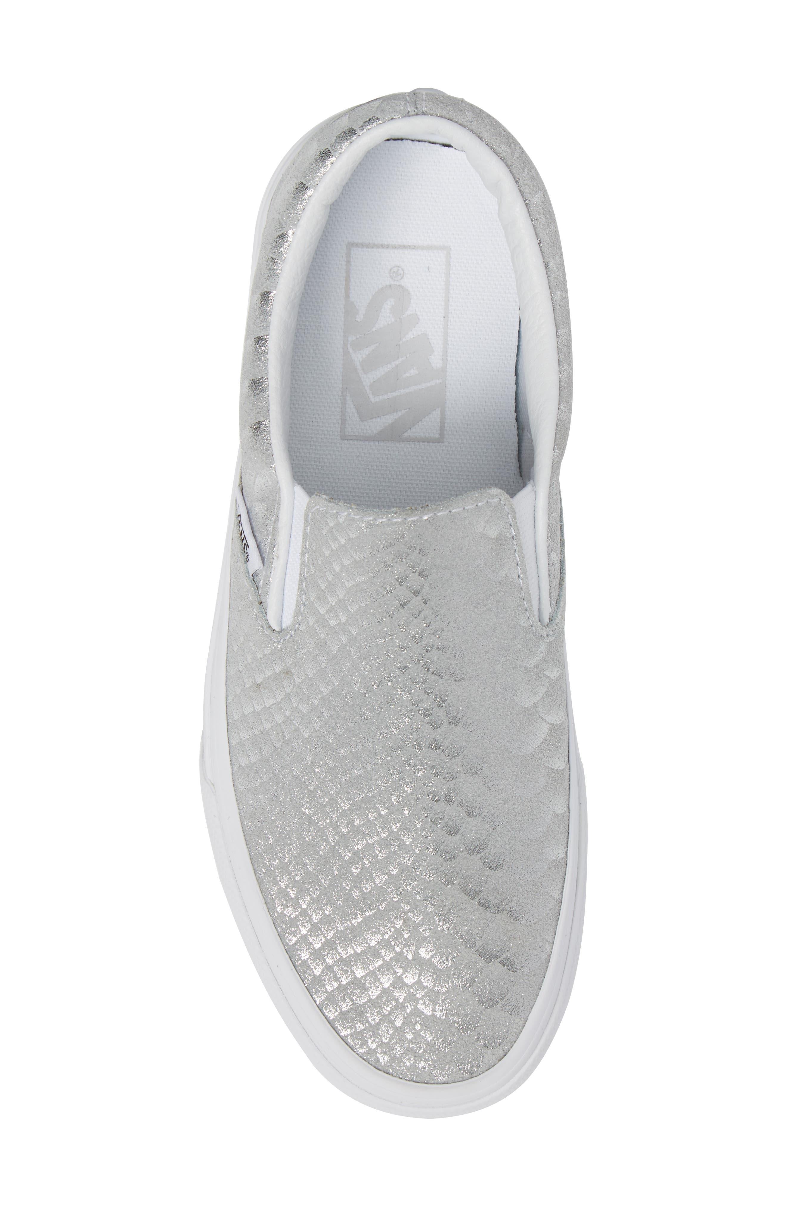 Classic Slip-On Sneaker,                             Alternate thumbnail 399, color,