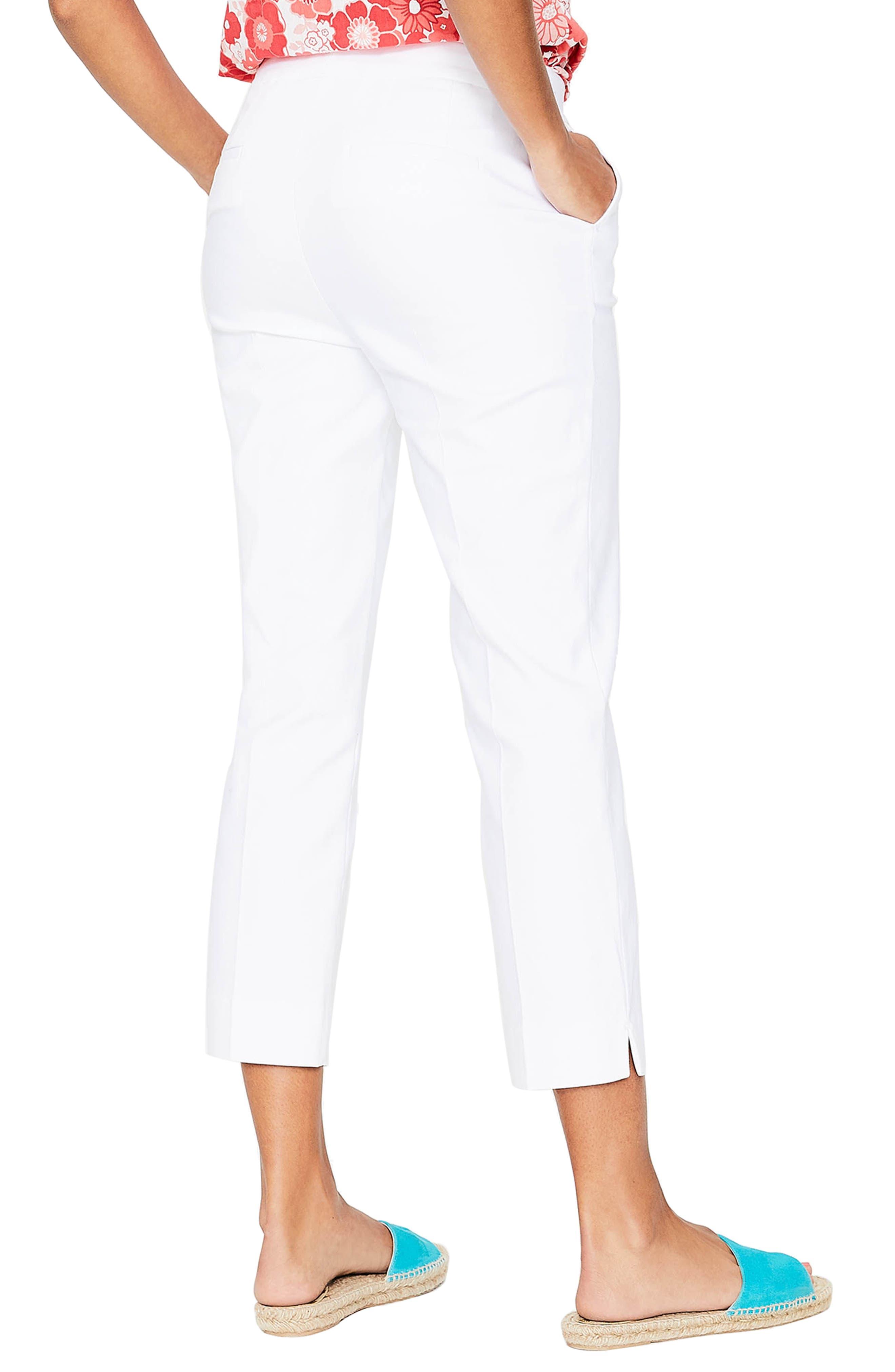 Richmond Capri Trousers,                             Alternate thumbnail 3, color,