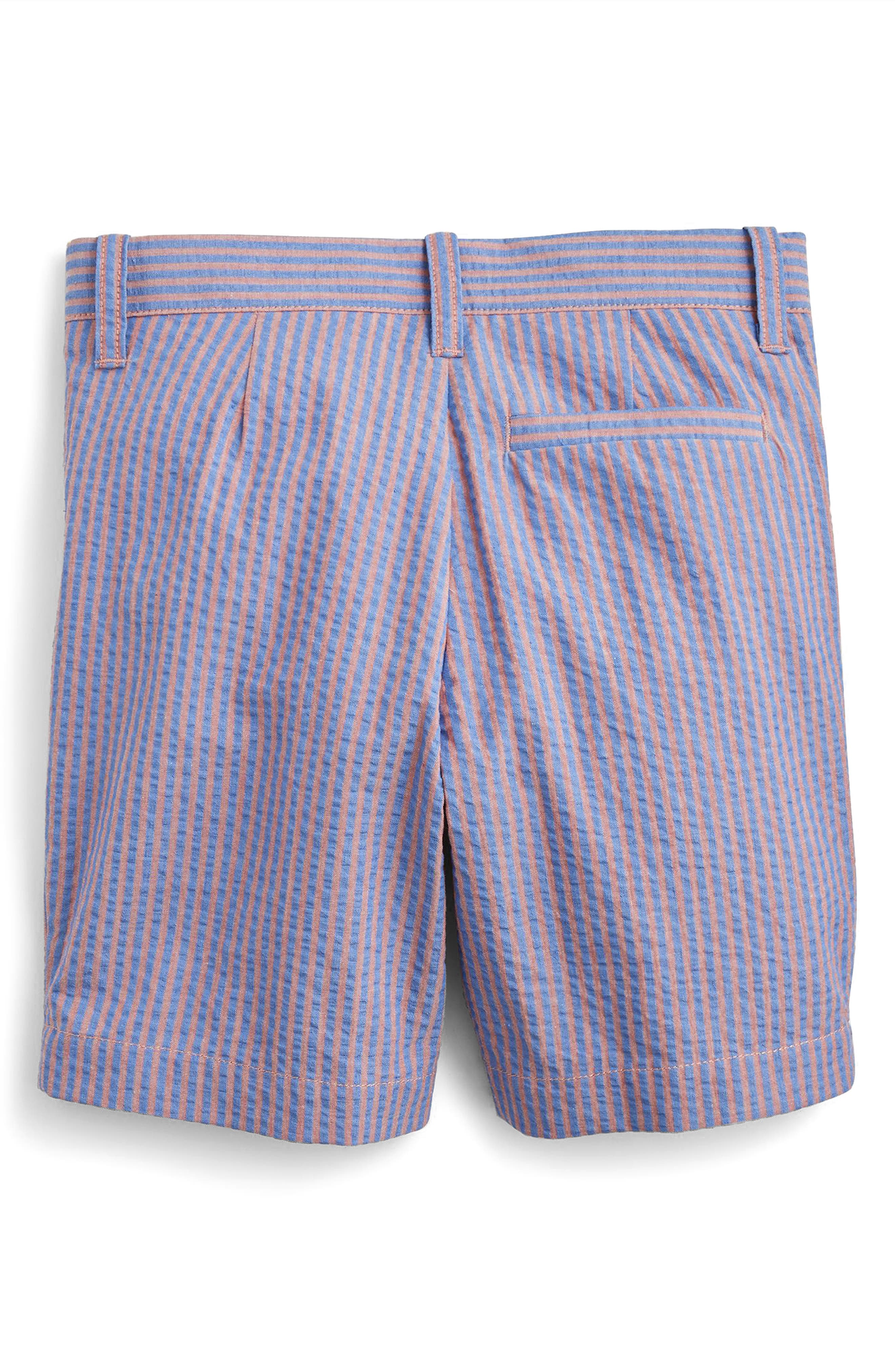 Stanton Seersucker Shorts,                             Alternate thumbnail 2, color,                             600