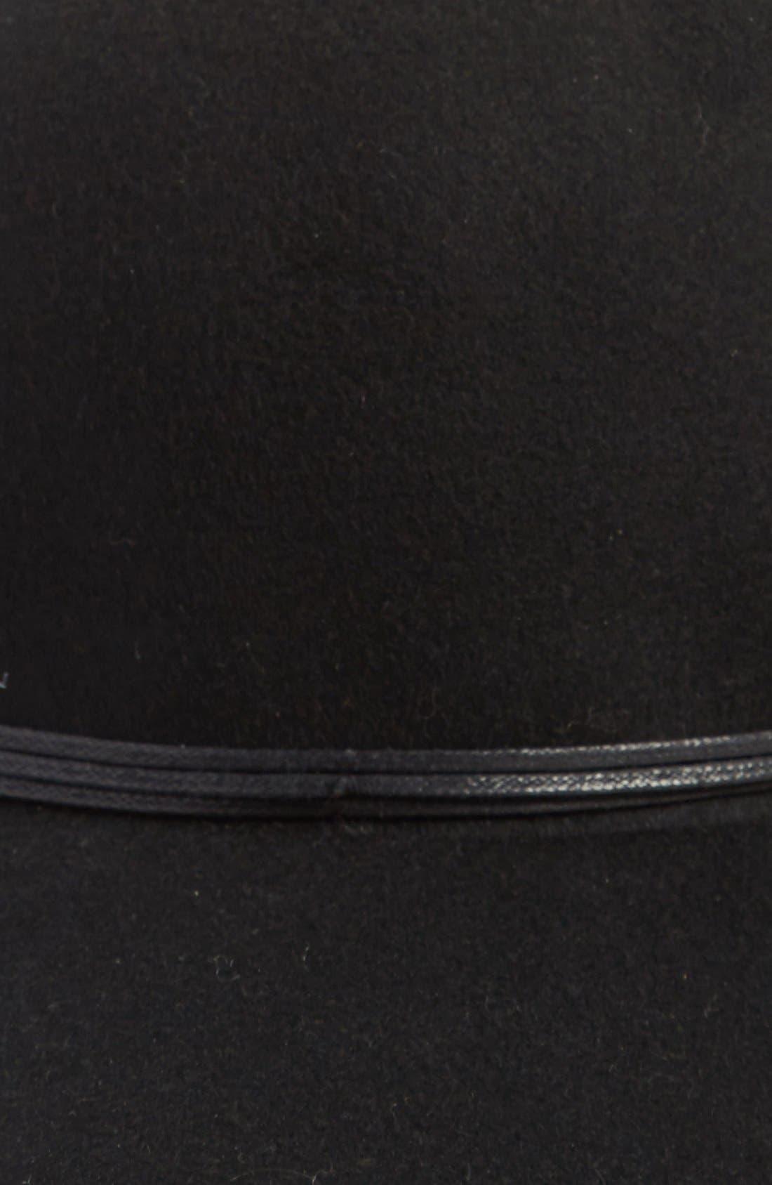 Floppy Wool Hat,                             Alternate thumbnail 7, color,