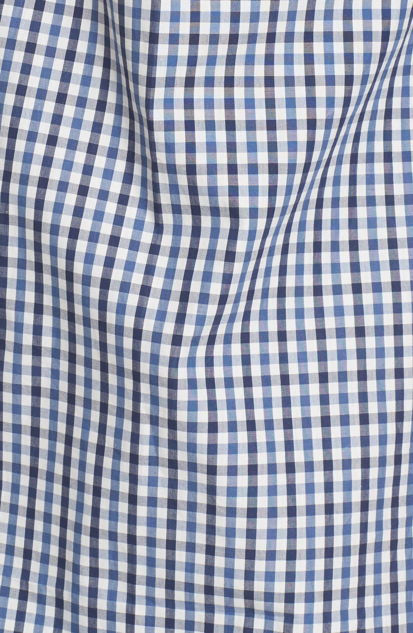 Comfort Fit Check Sport Shirt,                             Alternate thumbnail 5, color,                             424