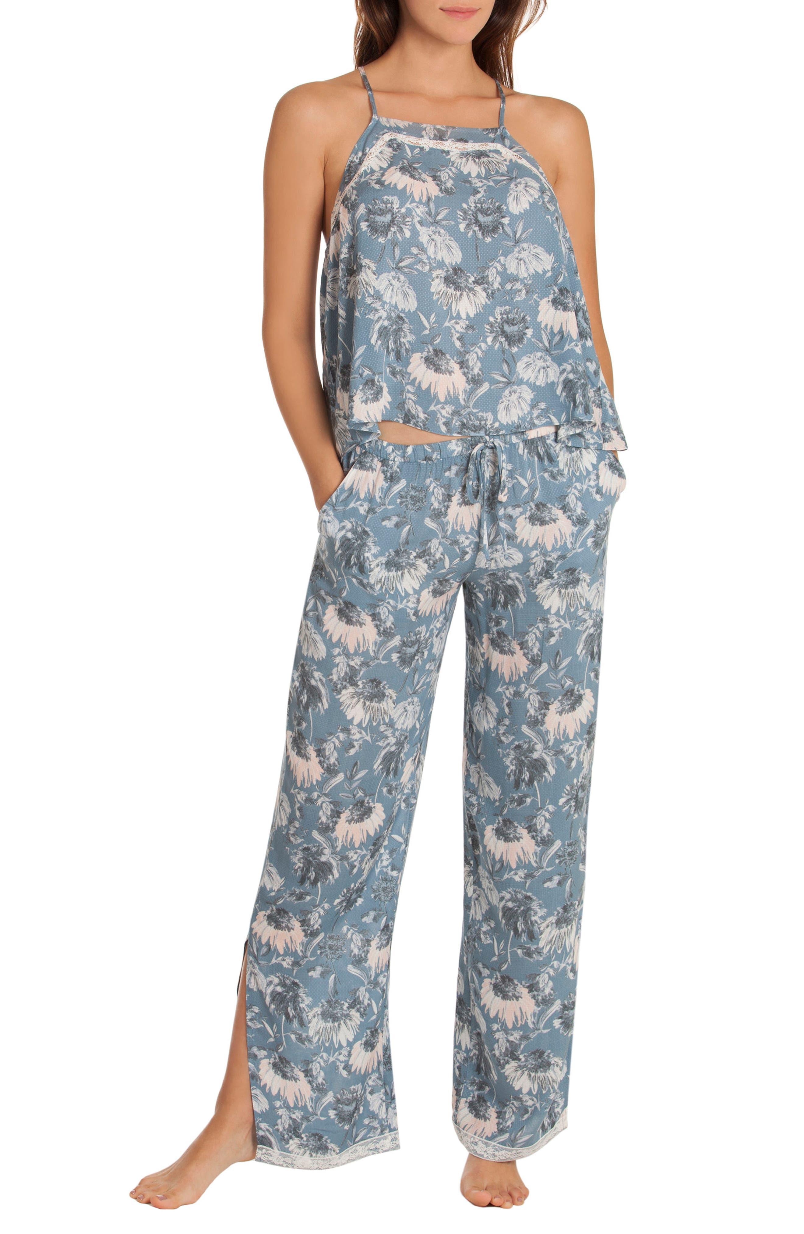 Pajama Pants,                             Alternate thumbnail 4, color,                             402