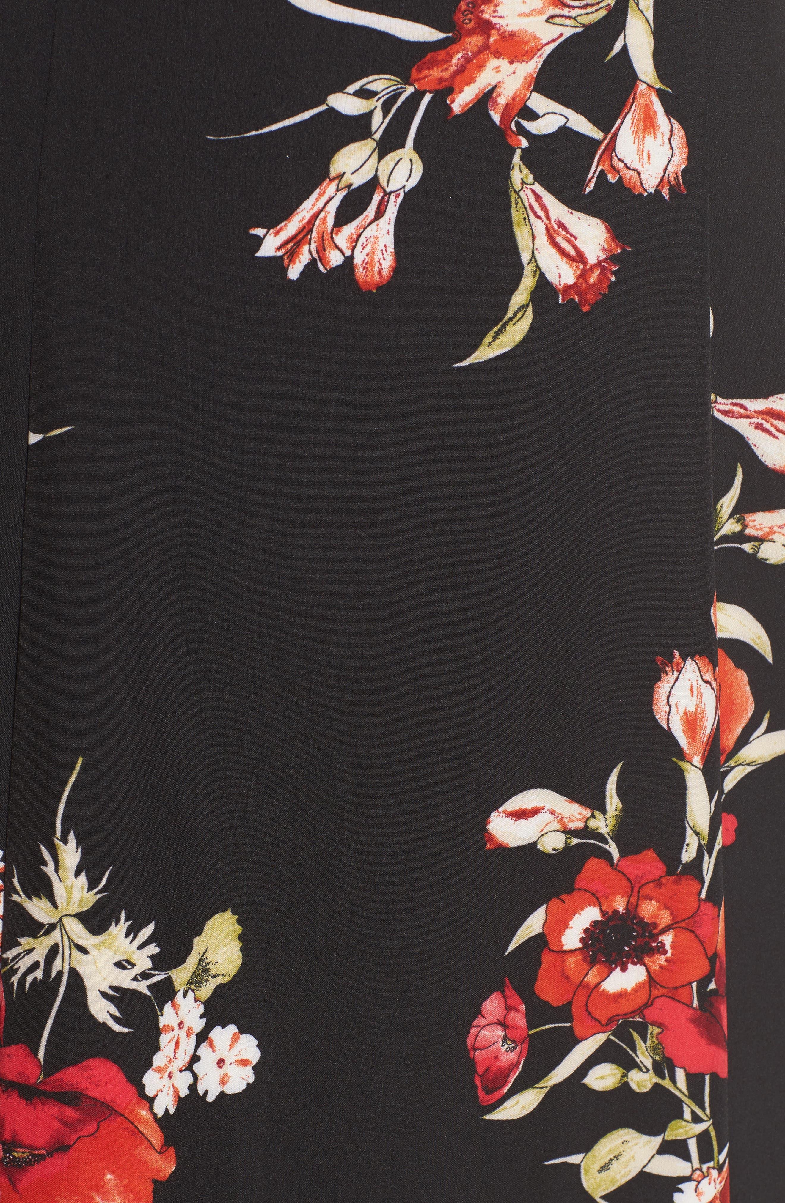 Maxi Skirt,                             Alternate thumbnail 5, color,                             002