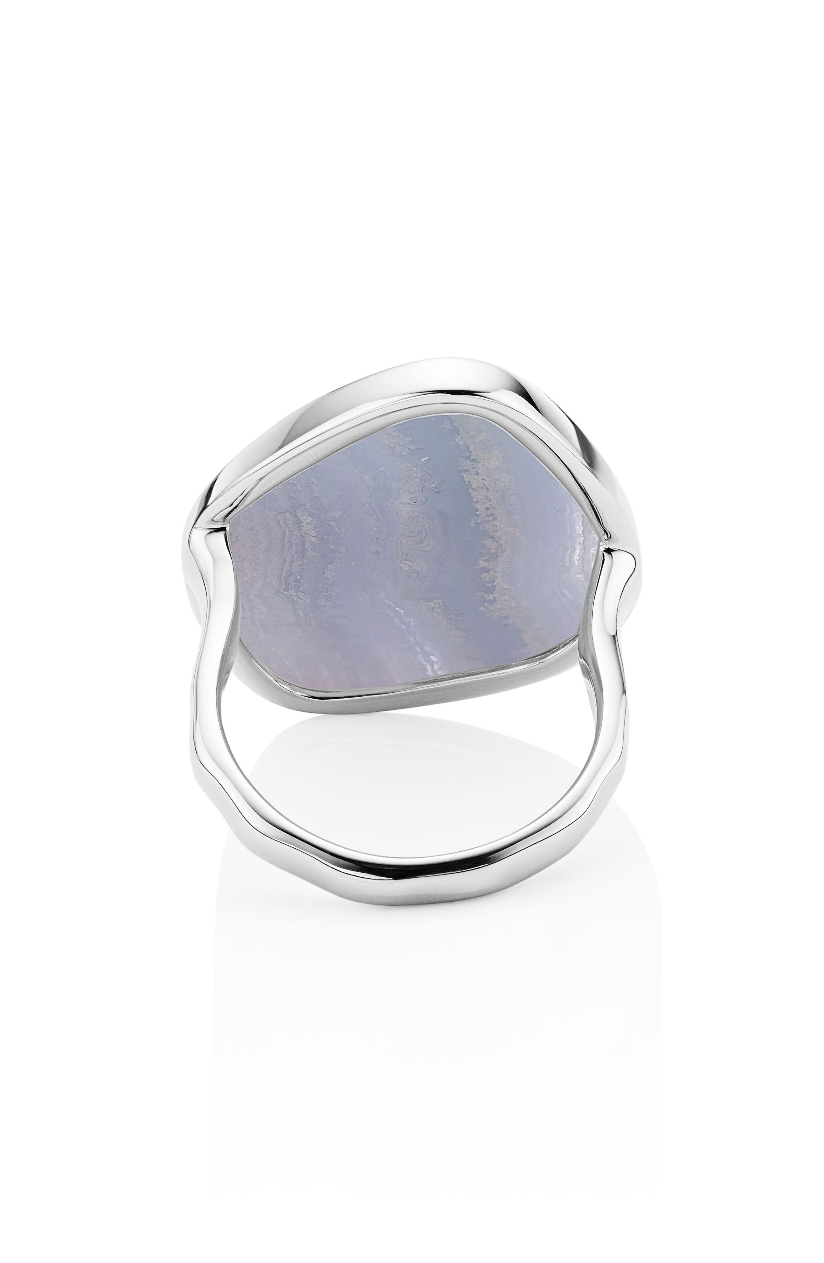 Siren Nugget Semiprecious Stone Cocktail Ring,                             Alternate thumbnail 2, color,                             040