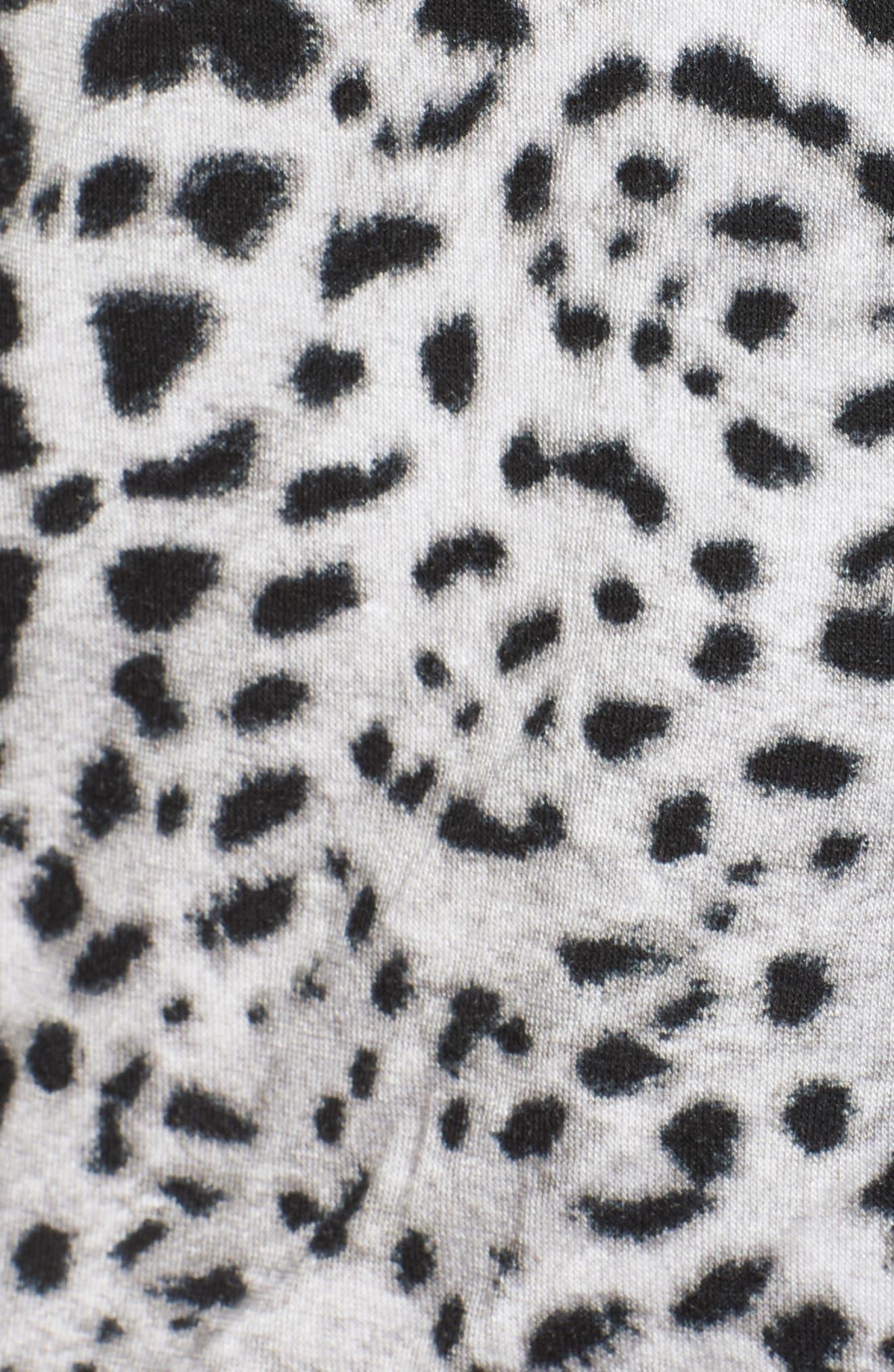 Notch Collar Short Pajamas,                             Alternate thumbnail 14, color,