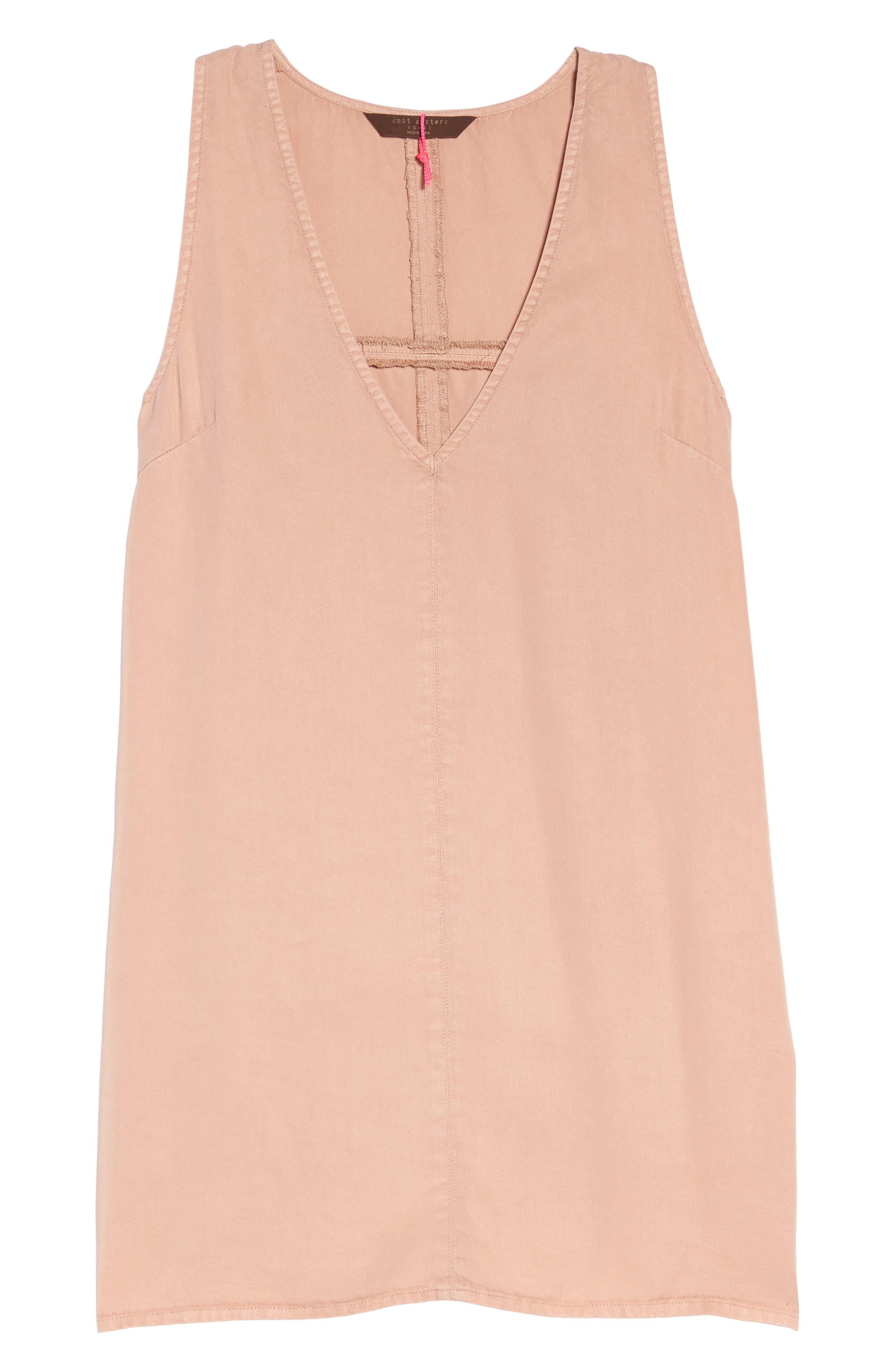 Nadine Swing Dress,                             Alternate thumbnail 6, color,                             658