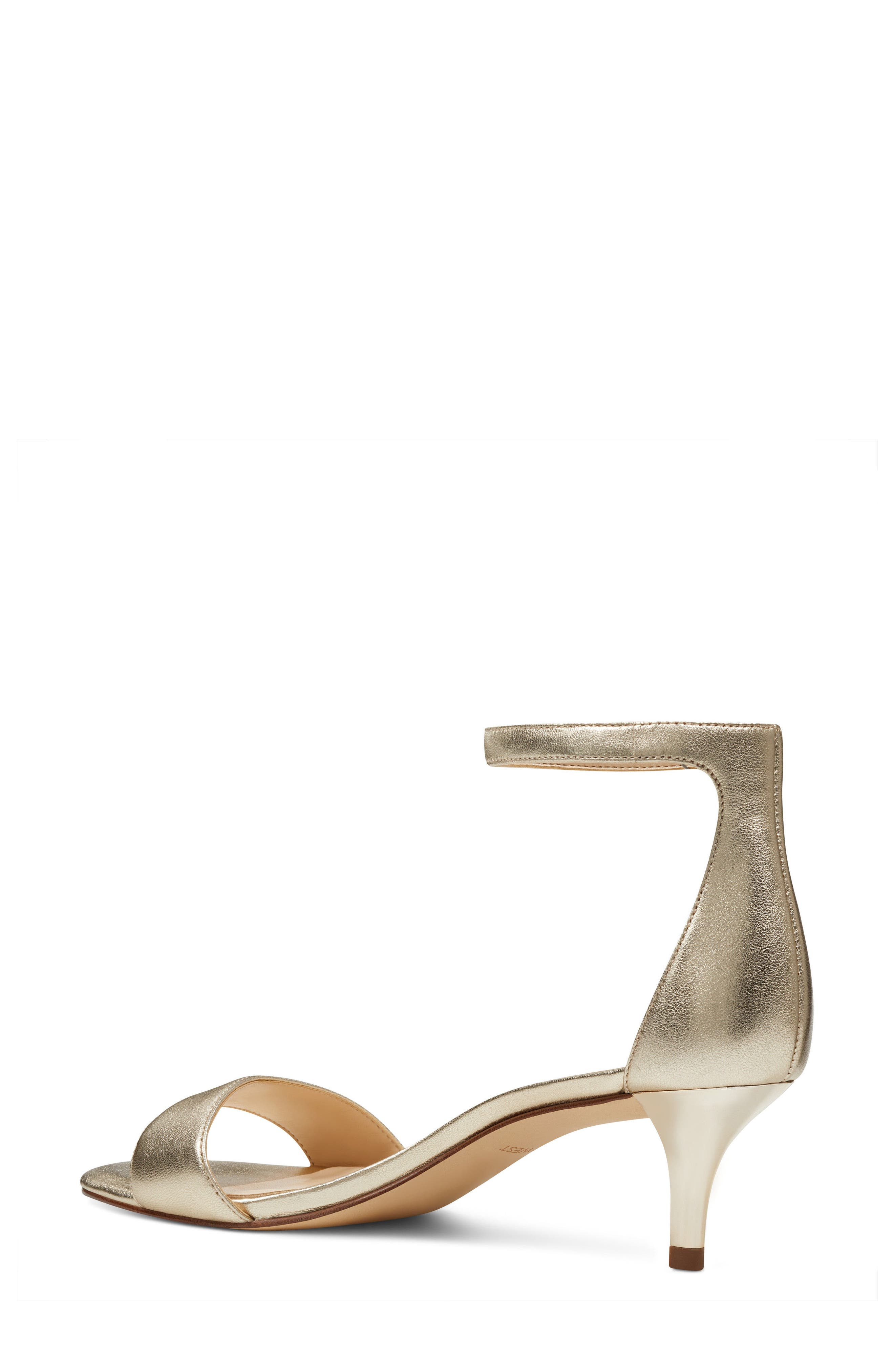 'Leisa' Ankle Strap Sandal,                             Alternate thumbnail 2, color,                             711