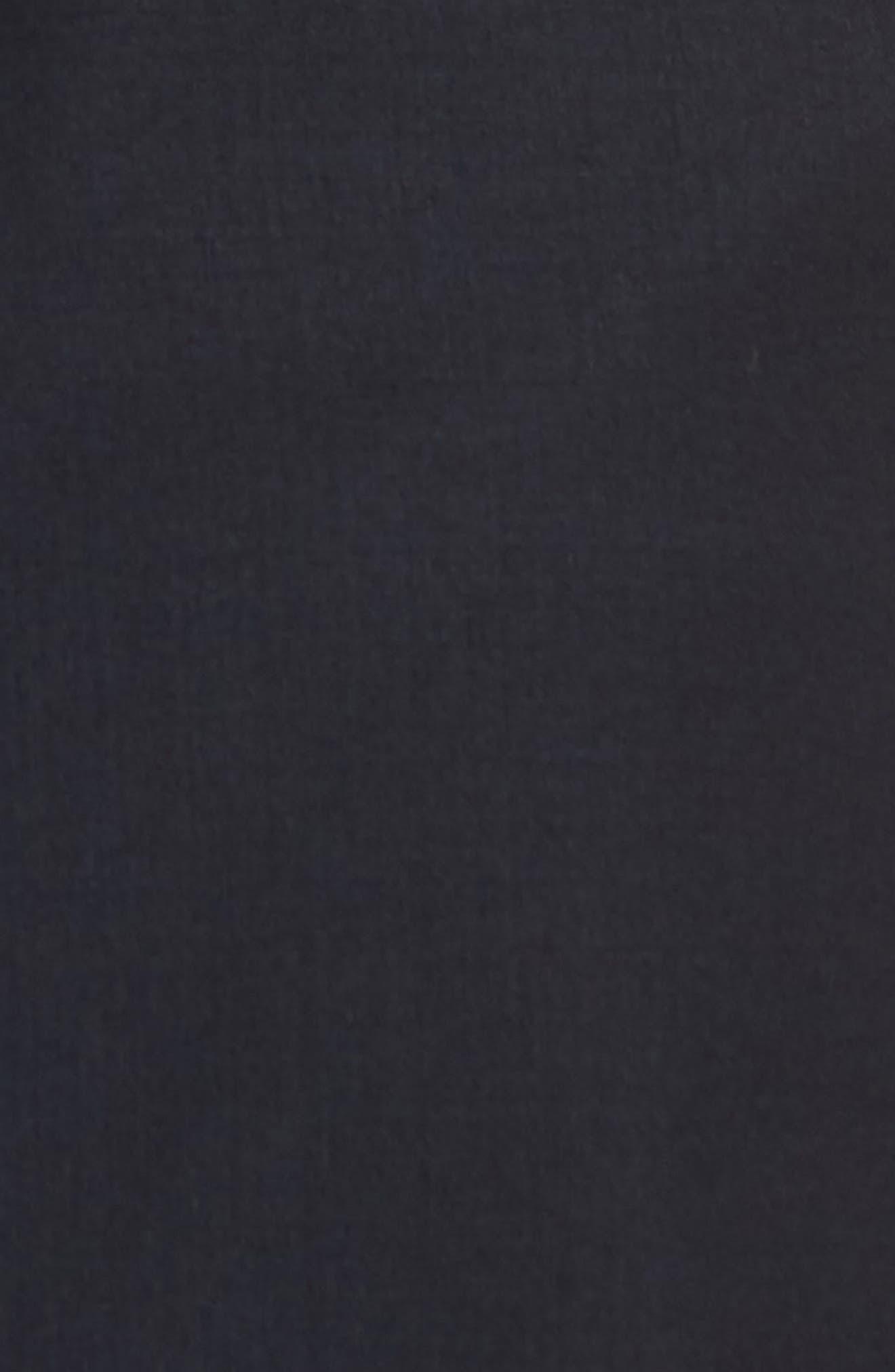 Trim Fit Stretch Wool Suit,                             Alternate thumbnail 14, color,