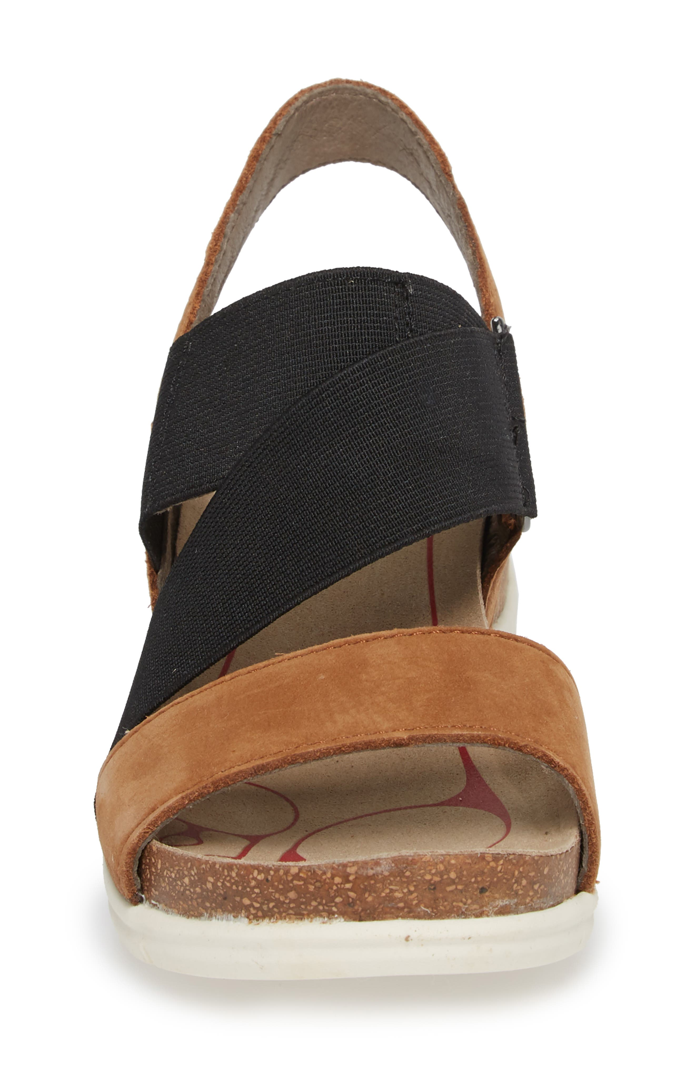 Paisley Wedge Sandal,                             Alternate thumbnail 14, color,