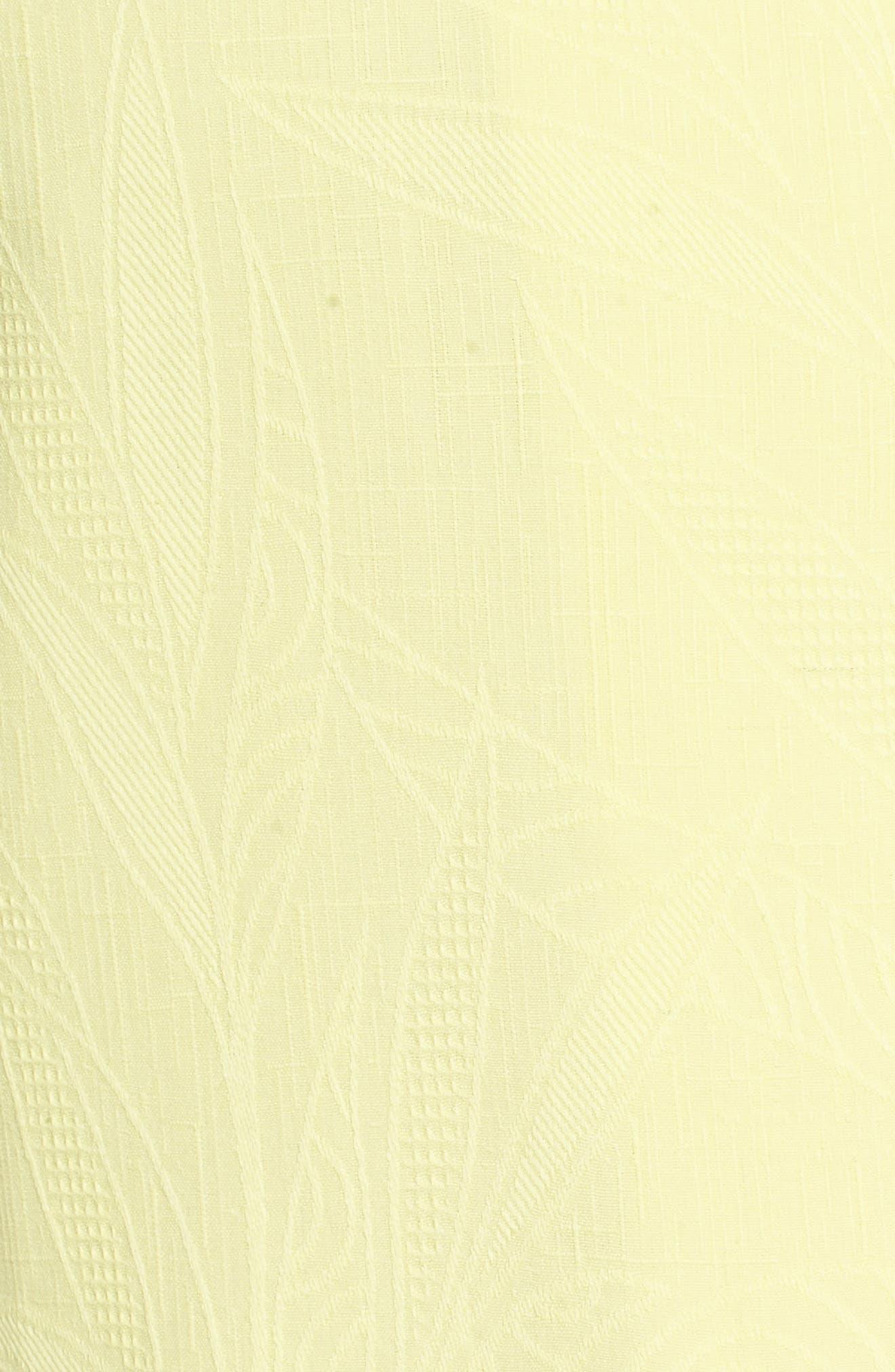 Islander Fronds Silk Camp Shirt,                             Alternate thumbnail 44, color,