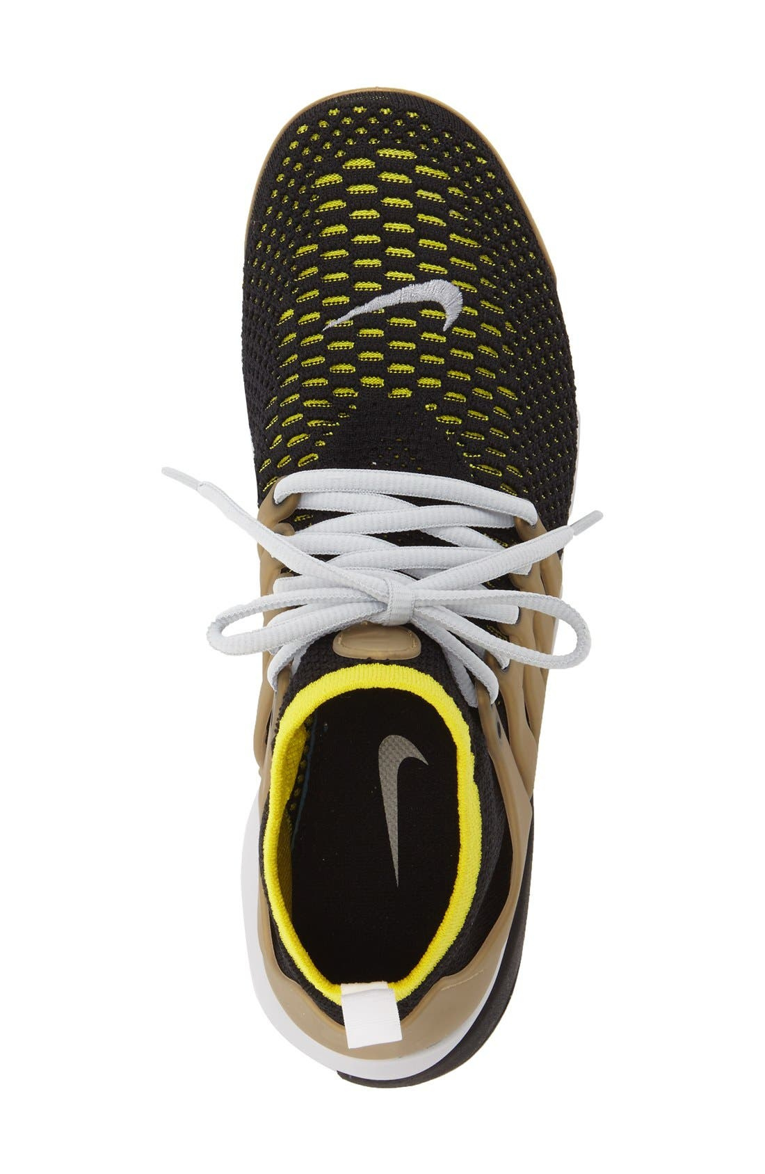 'Air Presto Flyknit Ultra' Sneaker,                             Alternate thumbnail 4, color,                             007