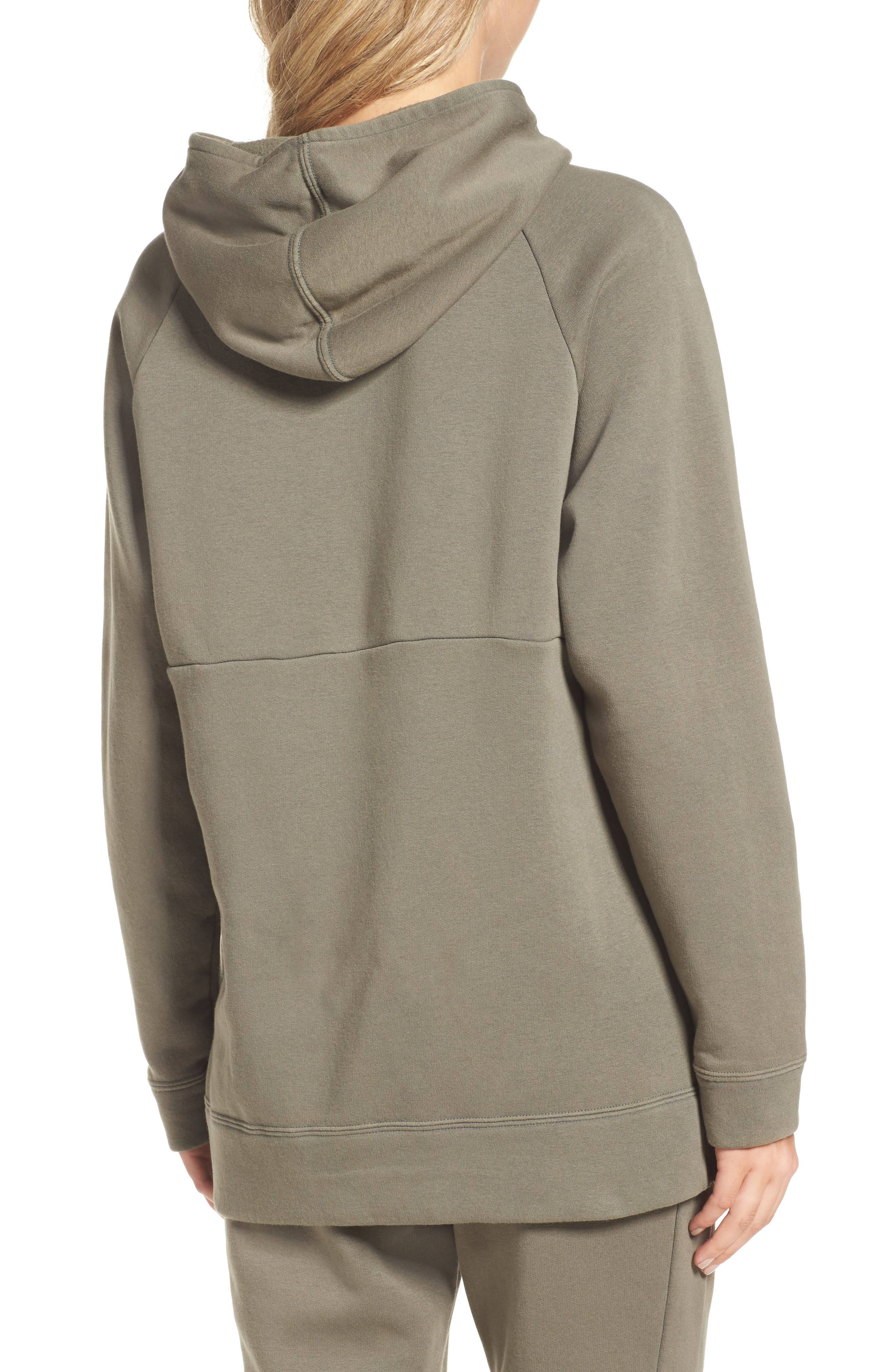 Oversize Graphic Hoodie,                             Alternate thumbnail 2, color,                             200