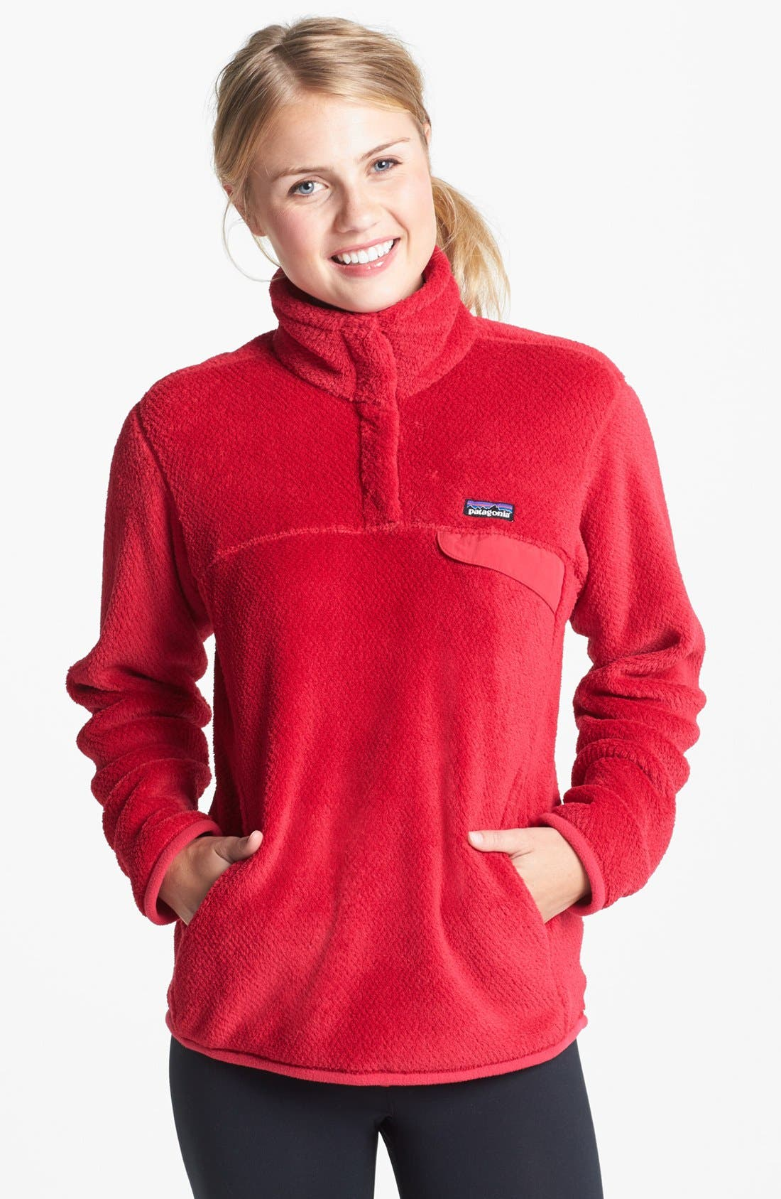 Re-Tool Snap-T<sup>®</sup> Fleece Pullover,                             Main thumbnail 48, color,