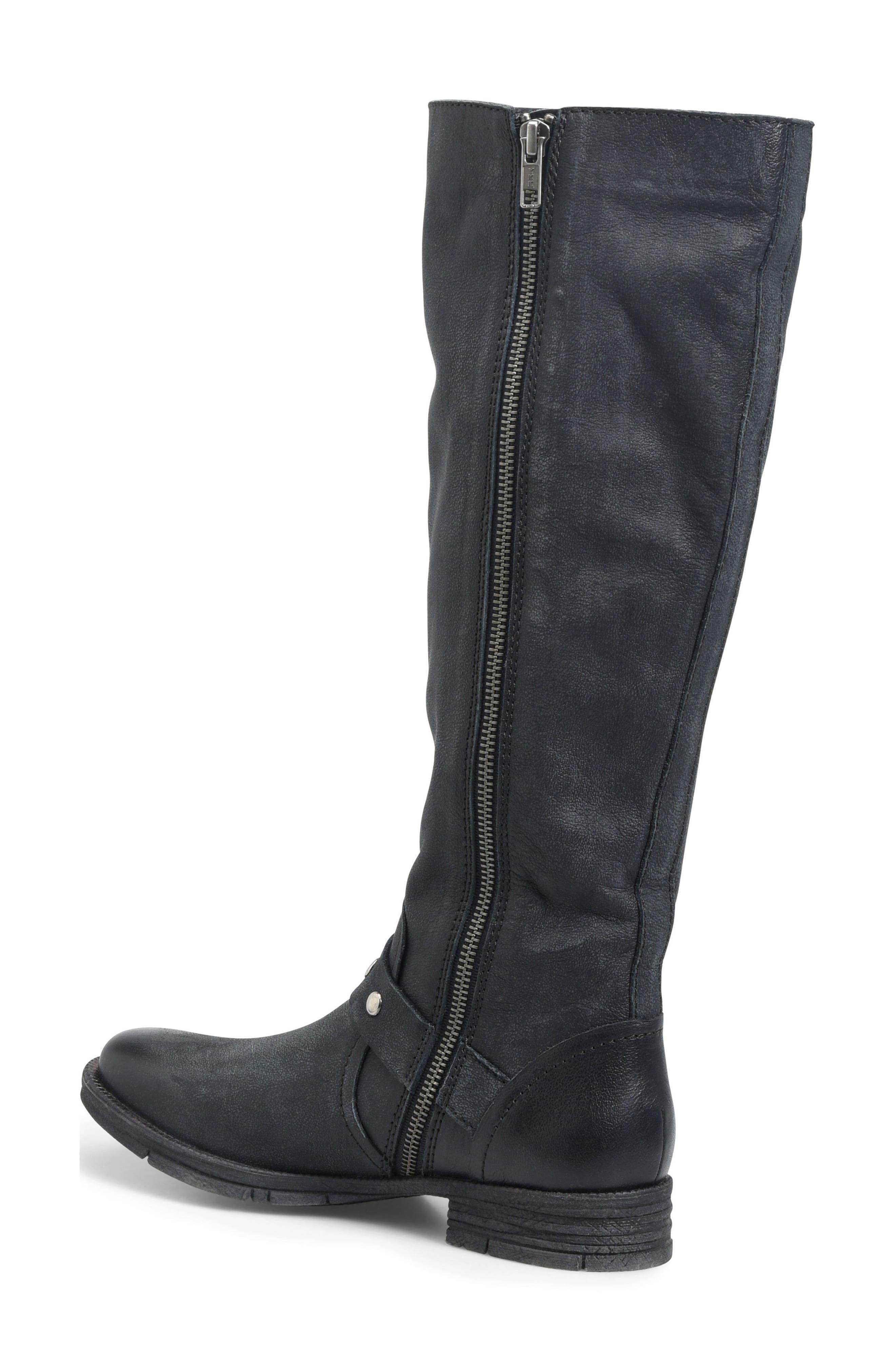 Ashland Knee High Boot,                             Alternate thumbnail 2, color,                             001