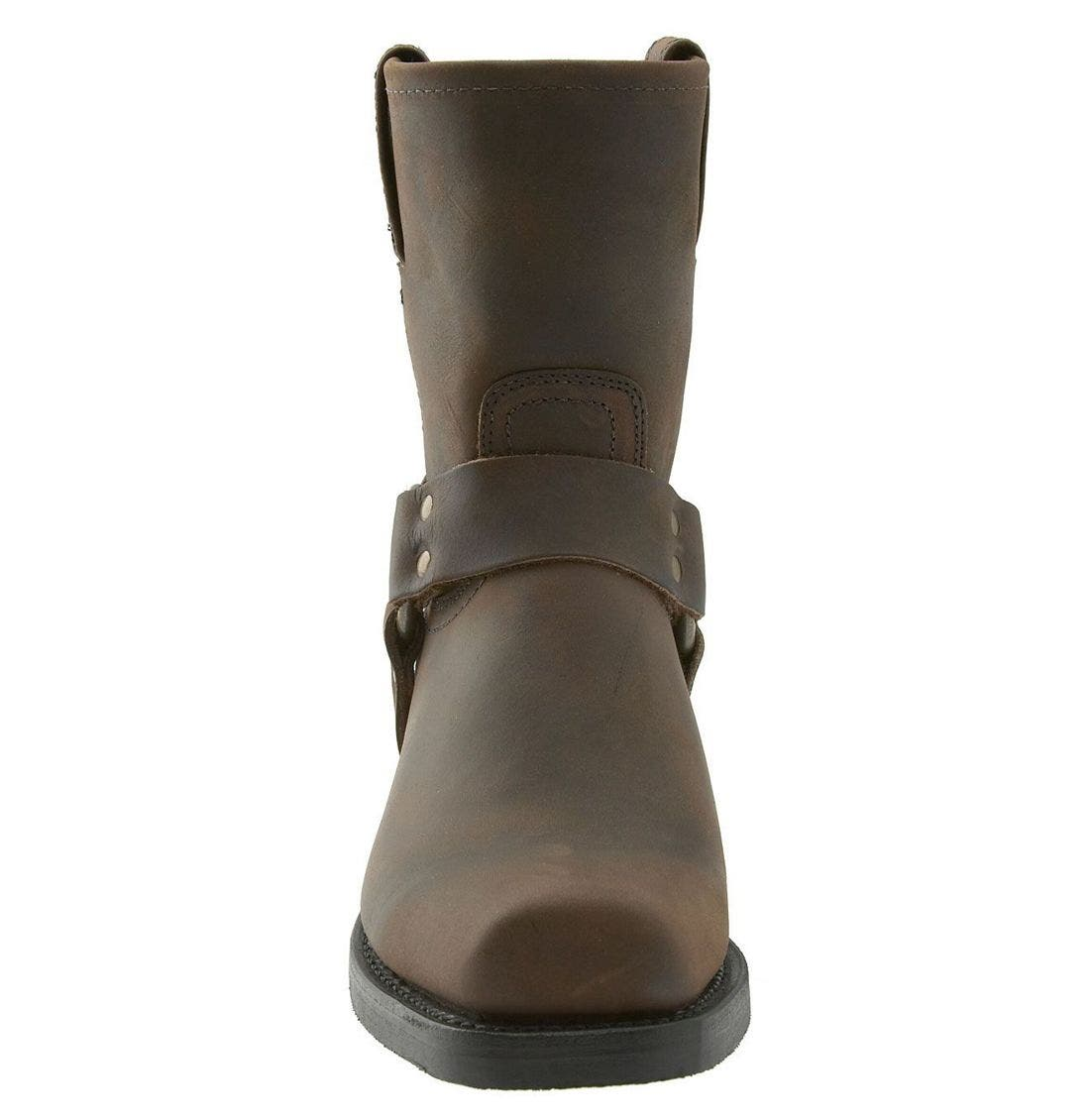 'Harness 8R' Boot,                             Alternate thumbnail 3, color,                             GAUCHO