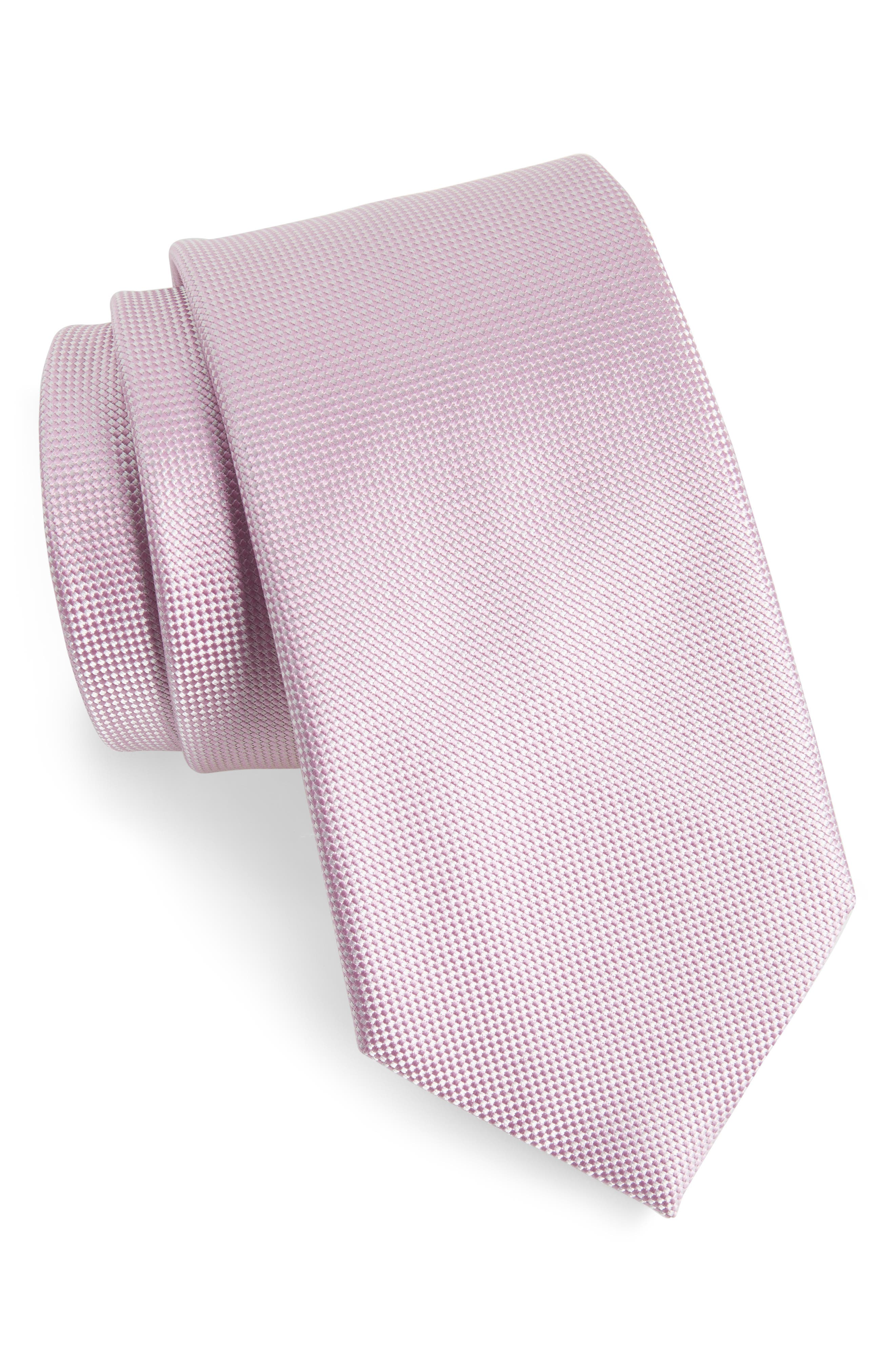 Solid Silk Tie,                             Main thumbnail 10, color,