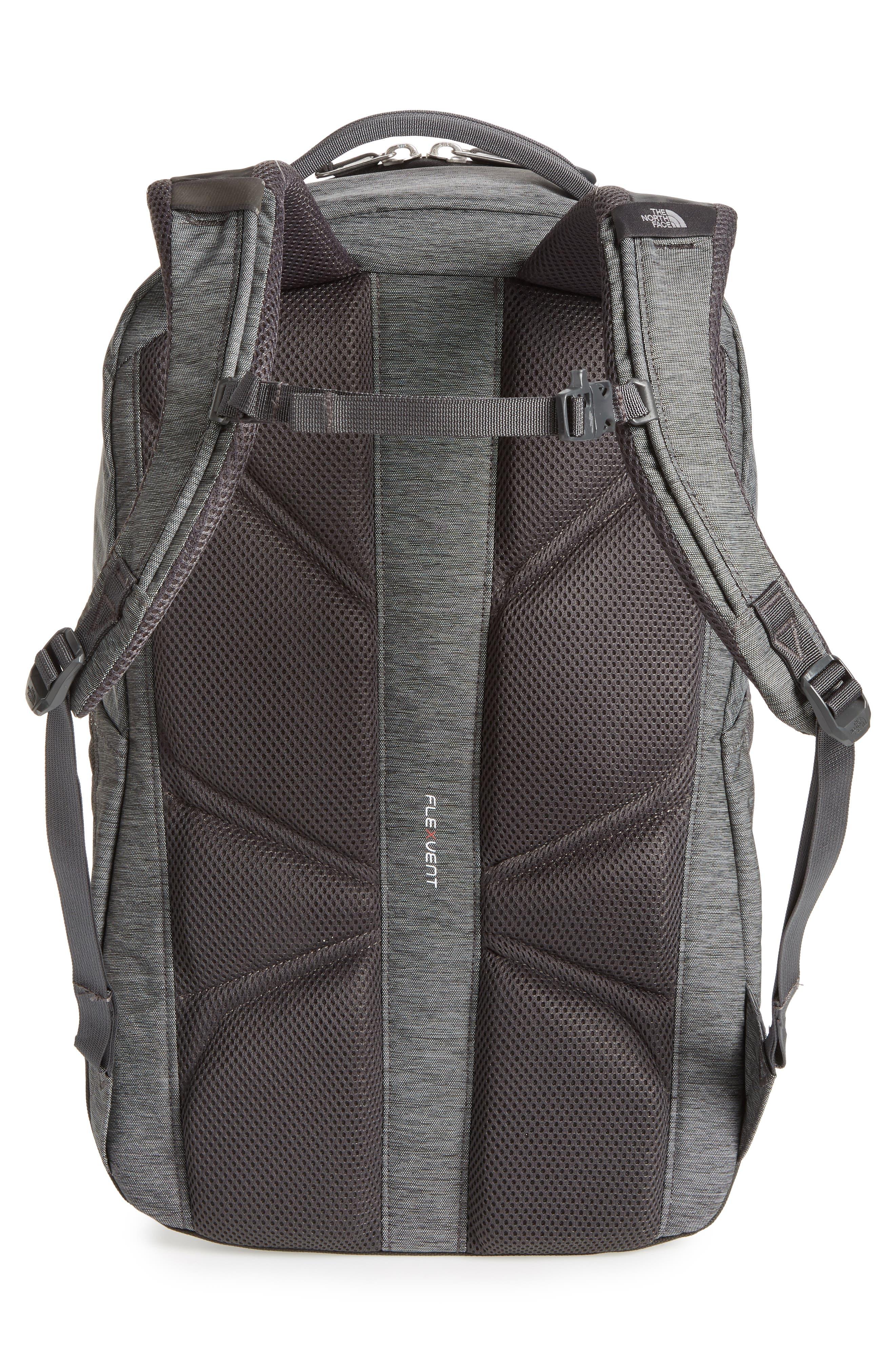 Vault Backpack,                             Alternate thumbnail 2, color,                             ASPHALT GREY/ DRAMATIC PLUM