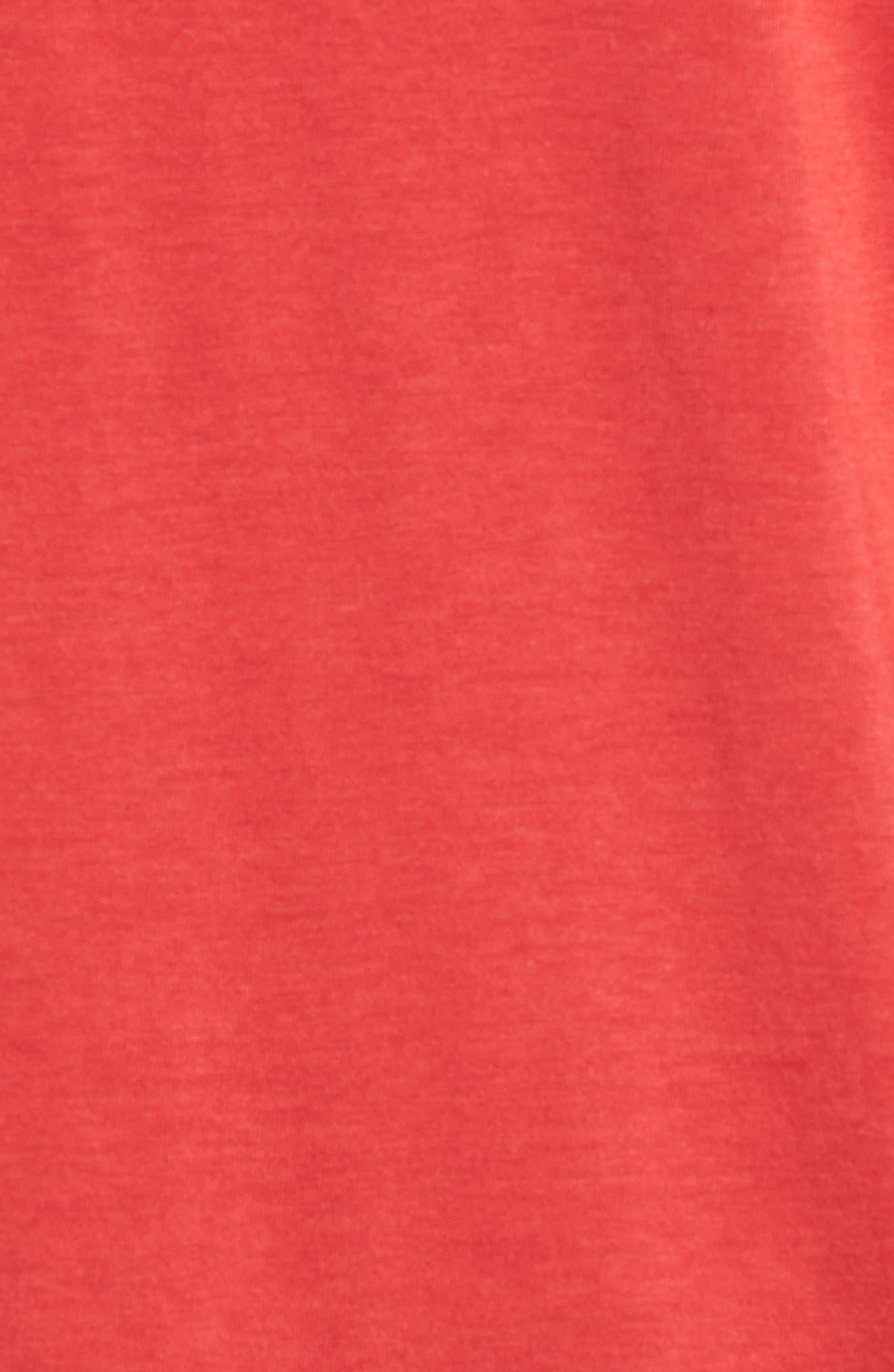 Essential V-Neck T-Shirt,                             Alternate thumbnail 43, color,