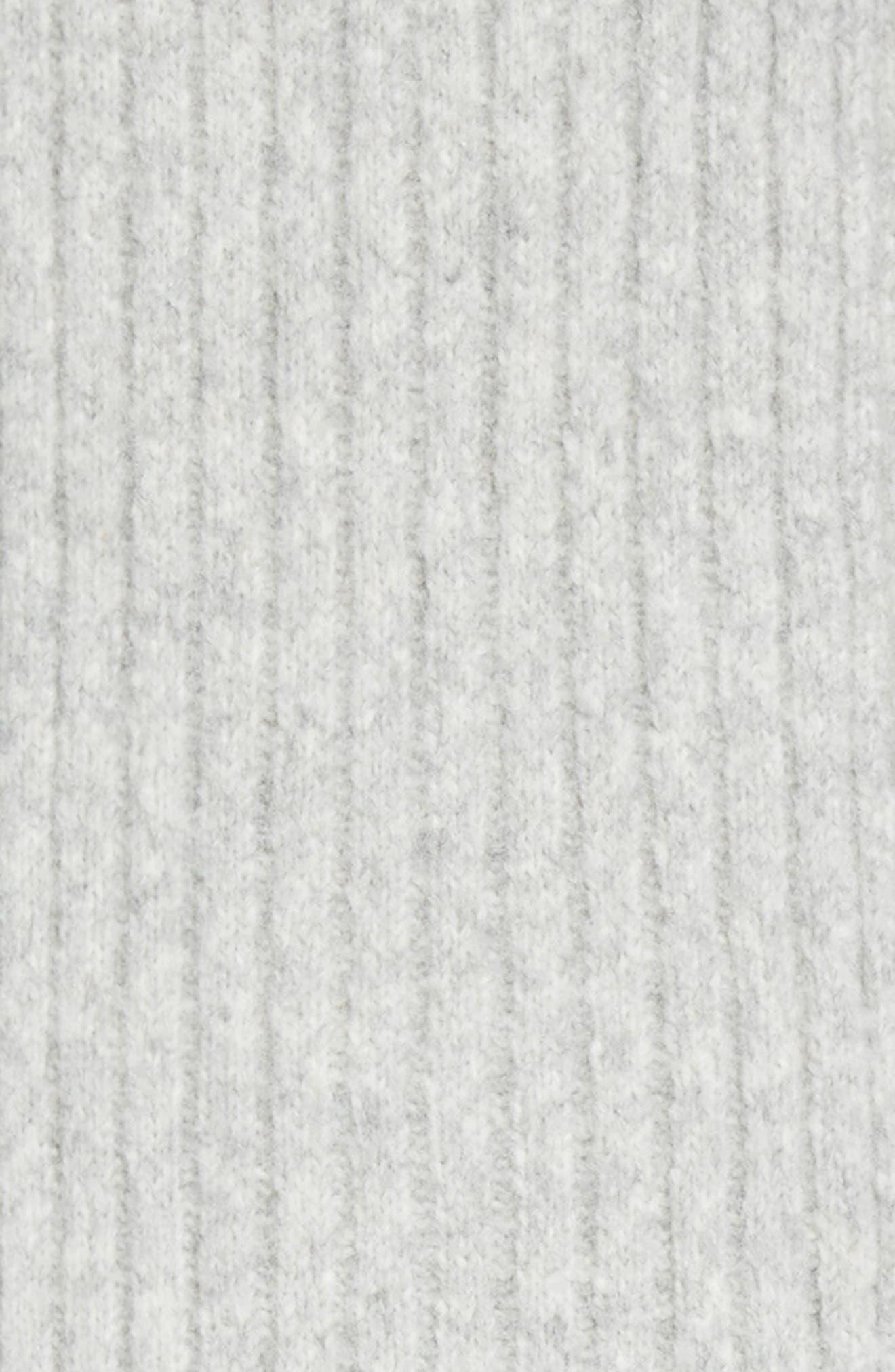 Fringed Alpaca Blend Scarf,                             Alternate thumbnail 2, color,                             020