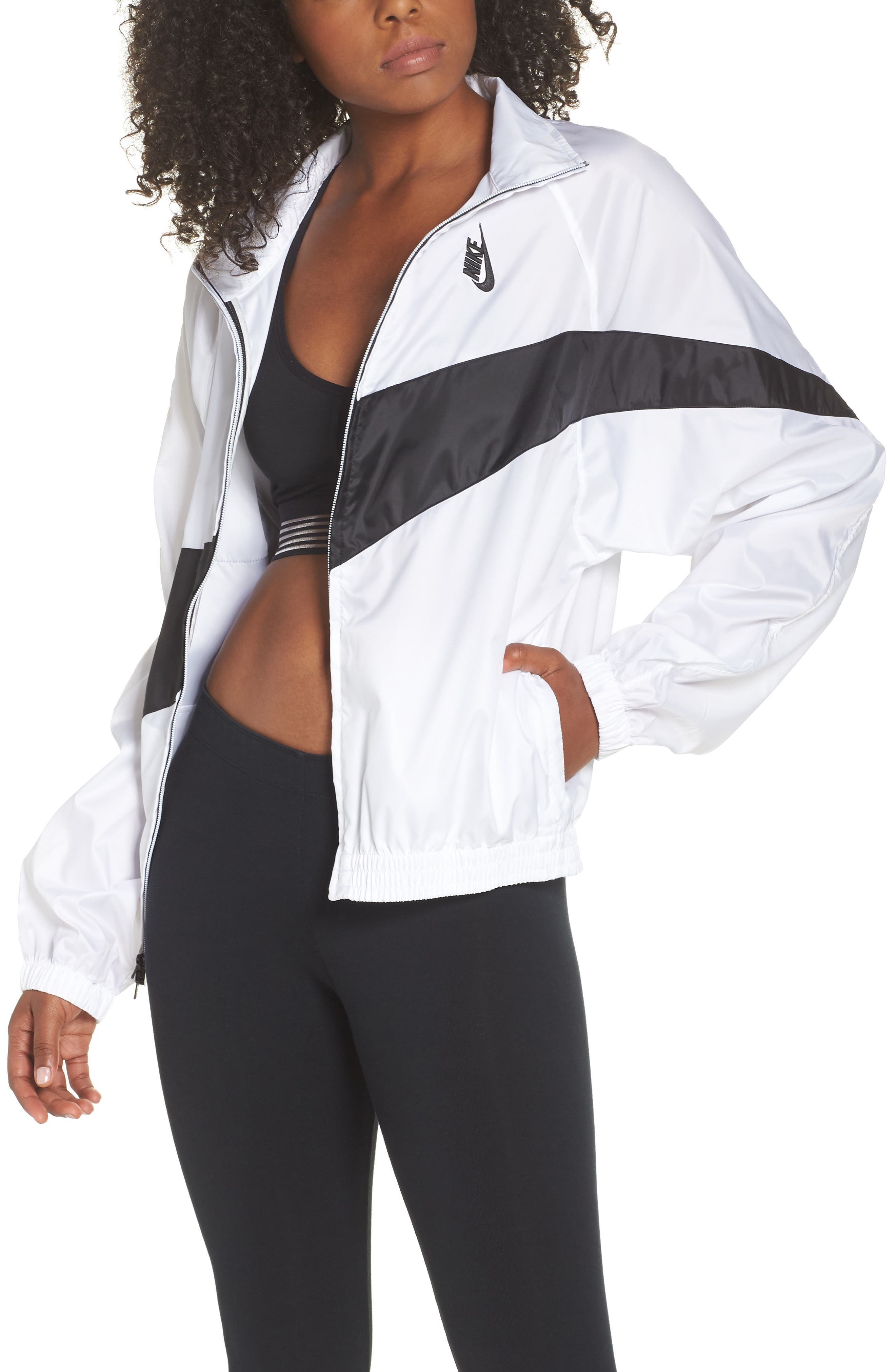 NikeLab Collection Unisex Heritage Jacket,                         Main,                         color, 100
