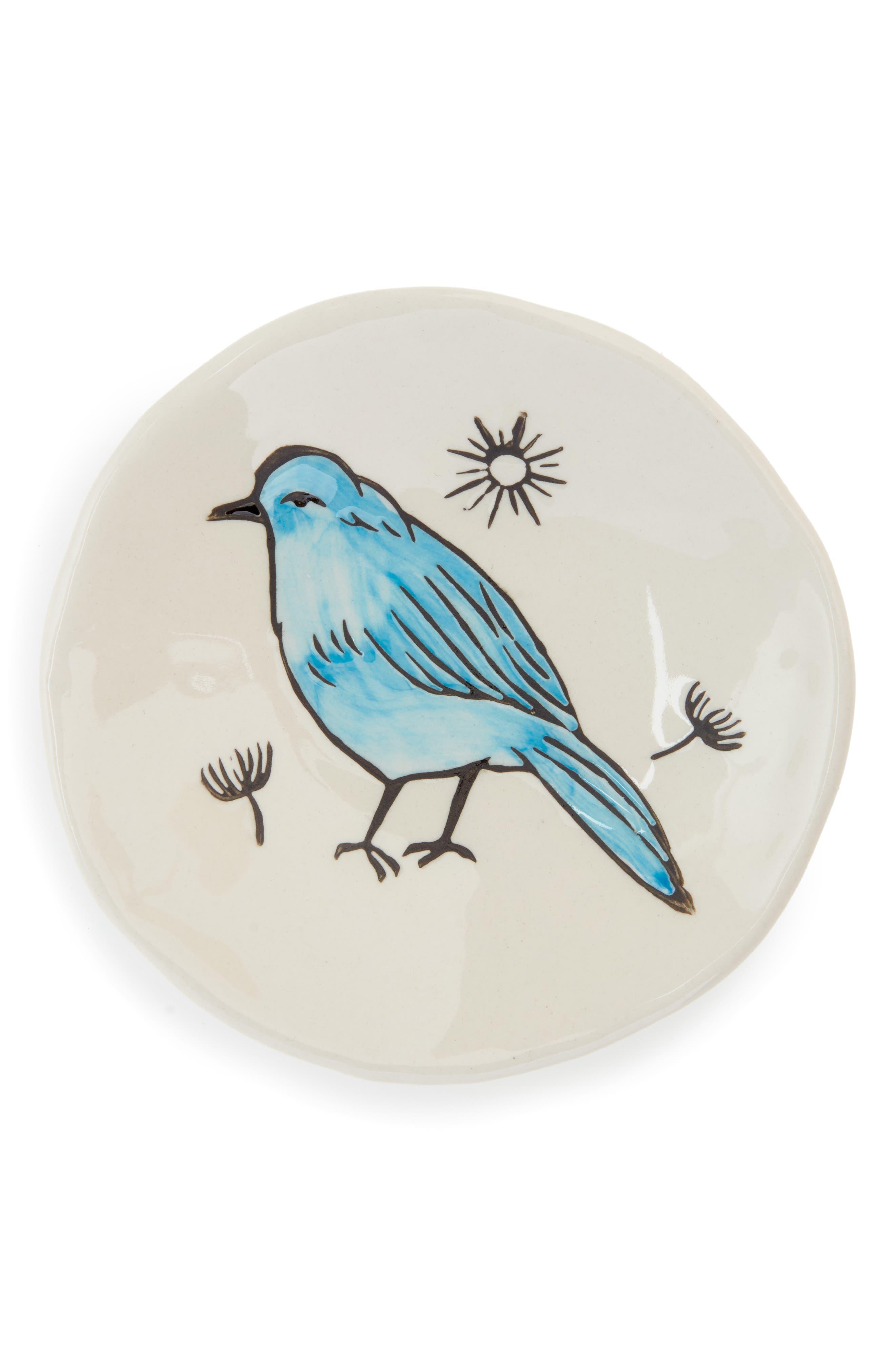 Small Bird Plate,                             Main thumbnail 1, color,                             100