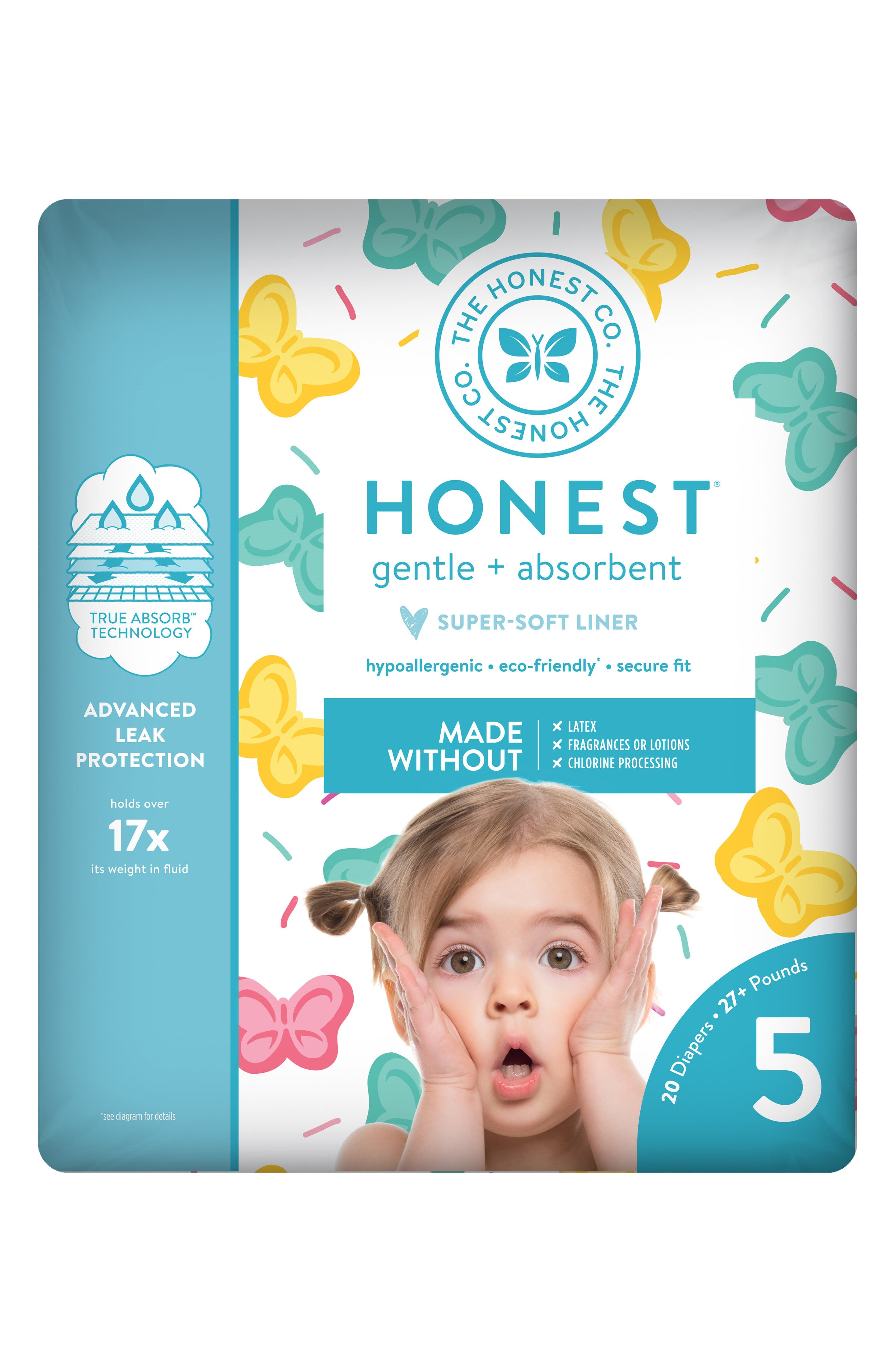x Sugarfina Sweet Thing Diapers,                             Alternate thumbnail 4, color,                             SWEET THING
