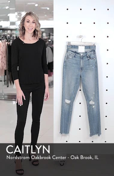 Dazzler Shift Step Waistband Jeans, sales video thumbnail