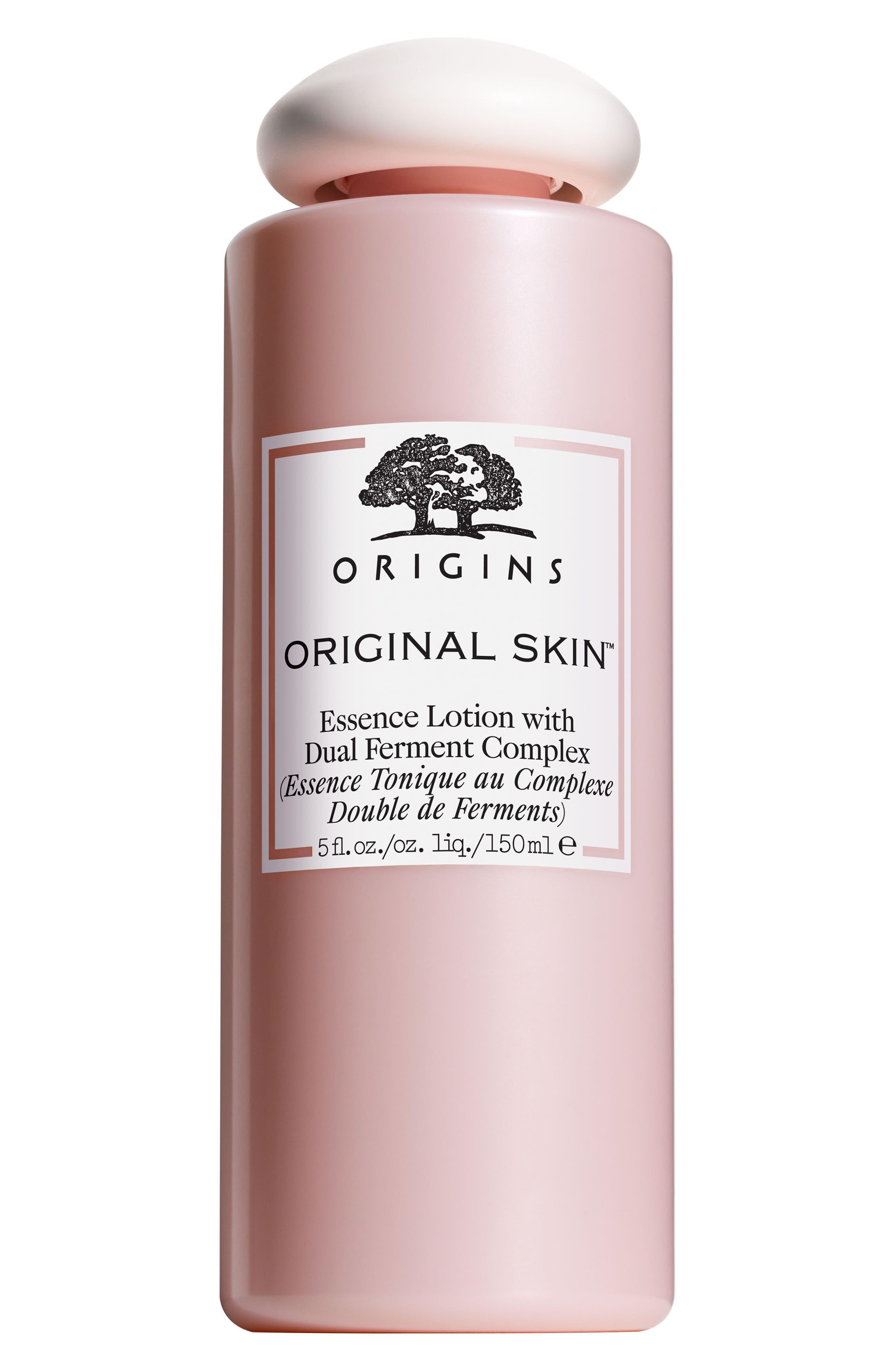 Original Skin<sup>™</sup> Essence Lotion,                             Main thumbnail 1, color,                             000