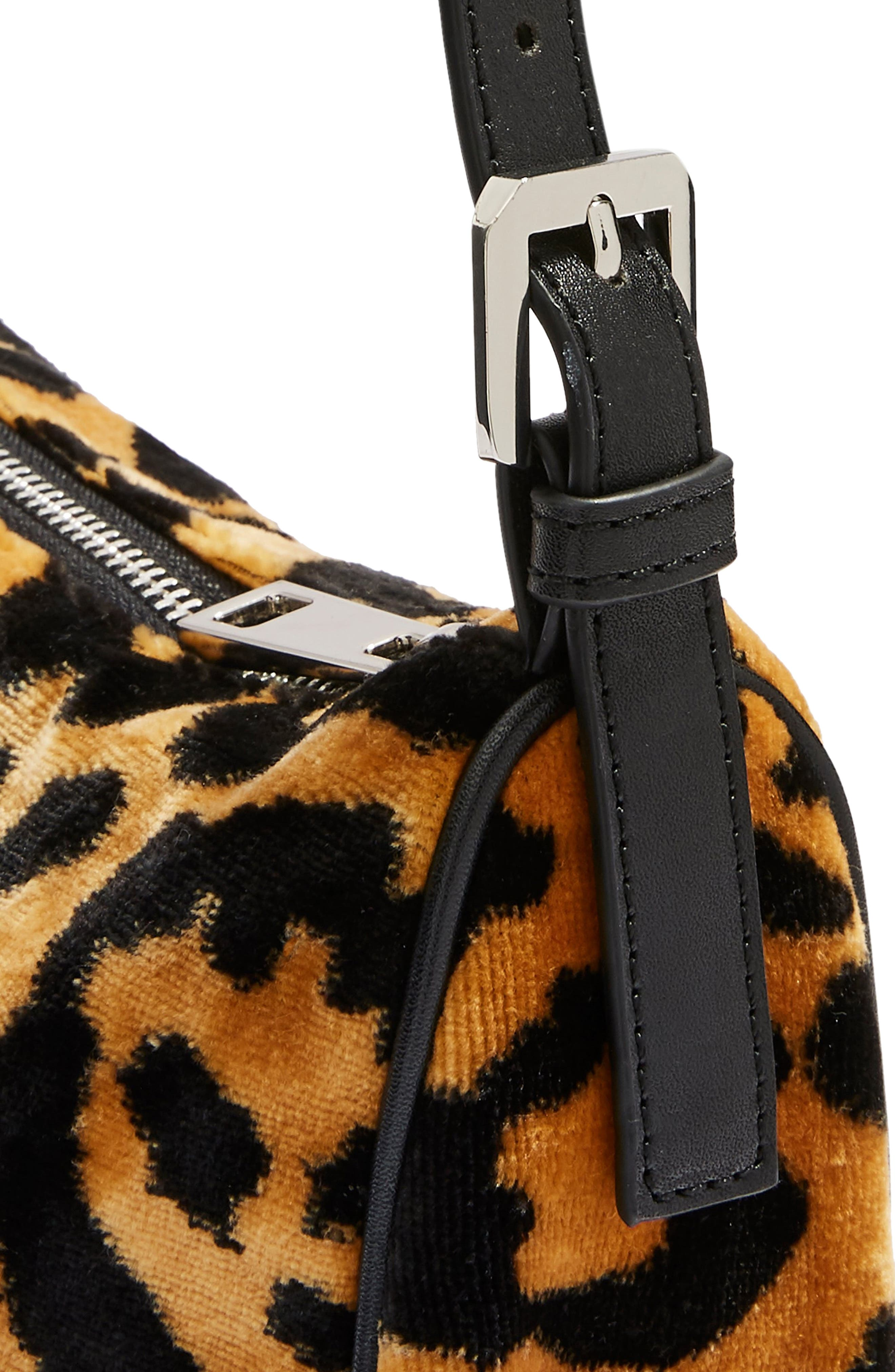 Kenya Shoulder Bag,                             Alternate thumbnail 5, color,                             001